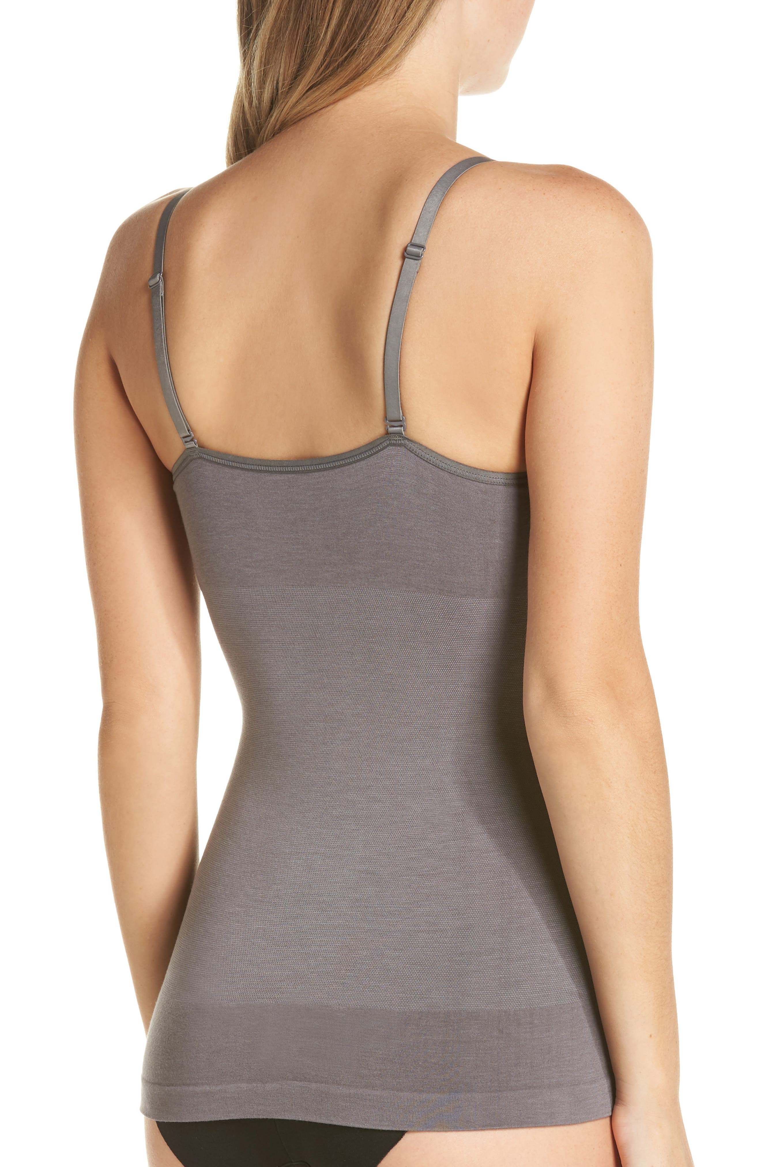 Seamlessly Shaped Convertible Camisole,                             Alternate thumbnail 2, color,                             065