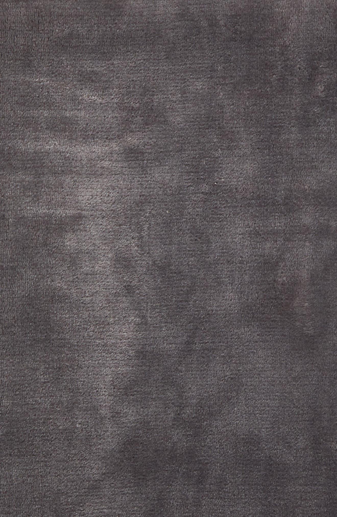 Kennebunk Home Bliss Oversized Throw Blanket,                             Alternate thumbnail 2, color,                             GREY FROST 2