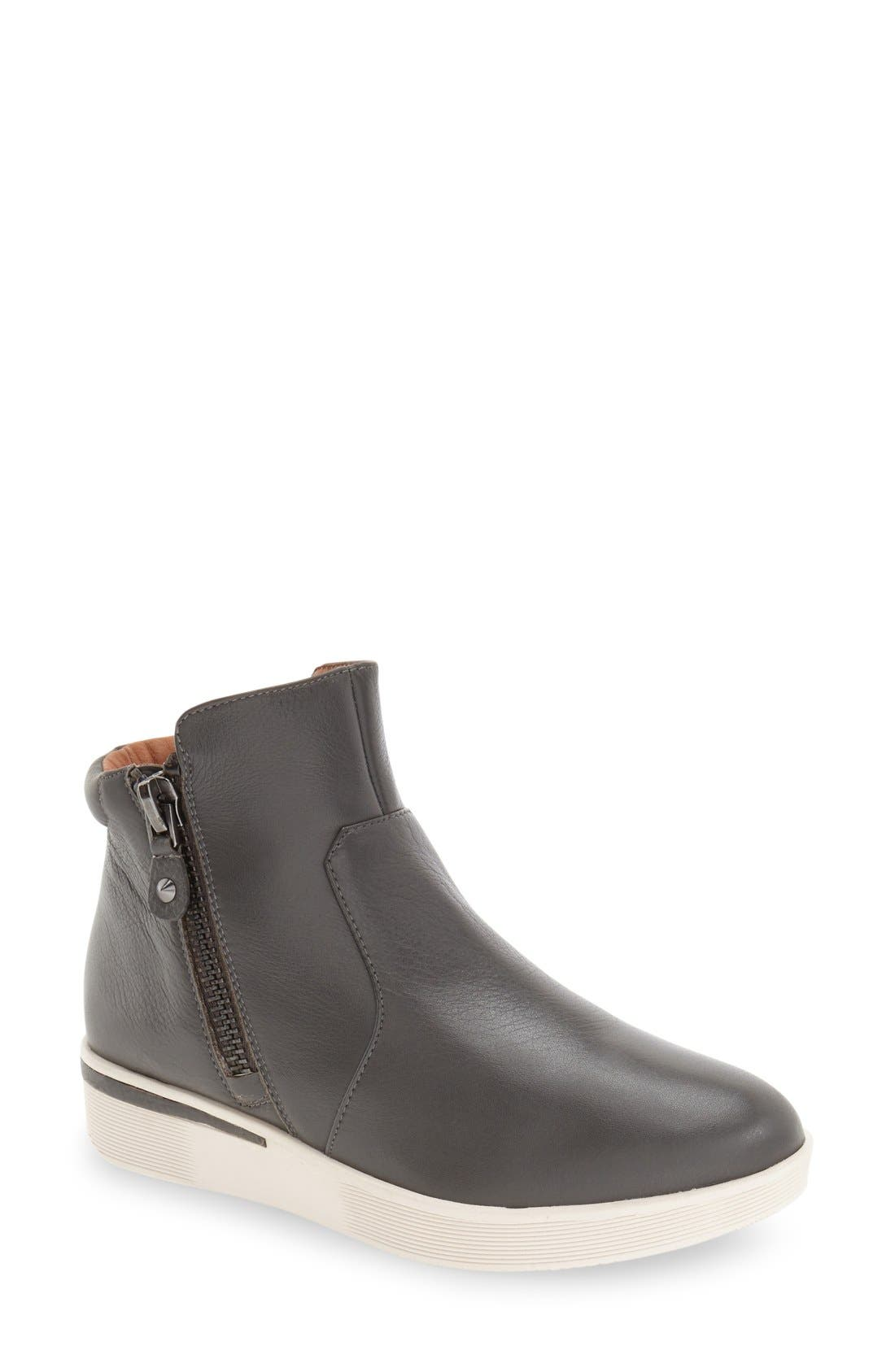 by Kenneth Cole 'Harper' Sneaker Bootie,                             Main thumbnail 3, color,