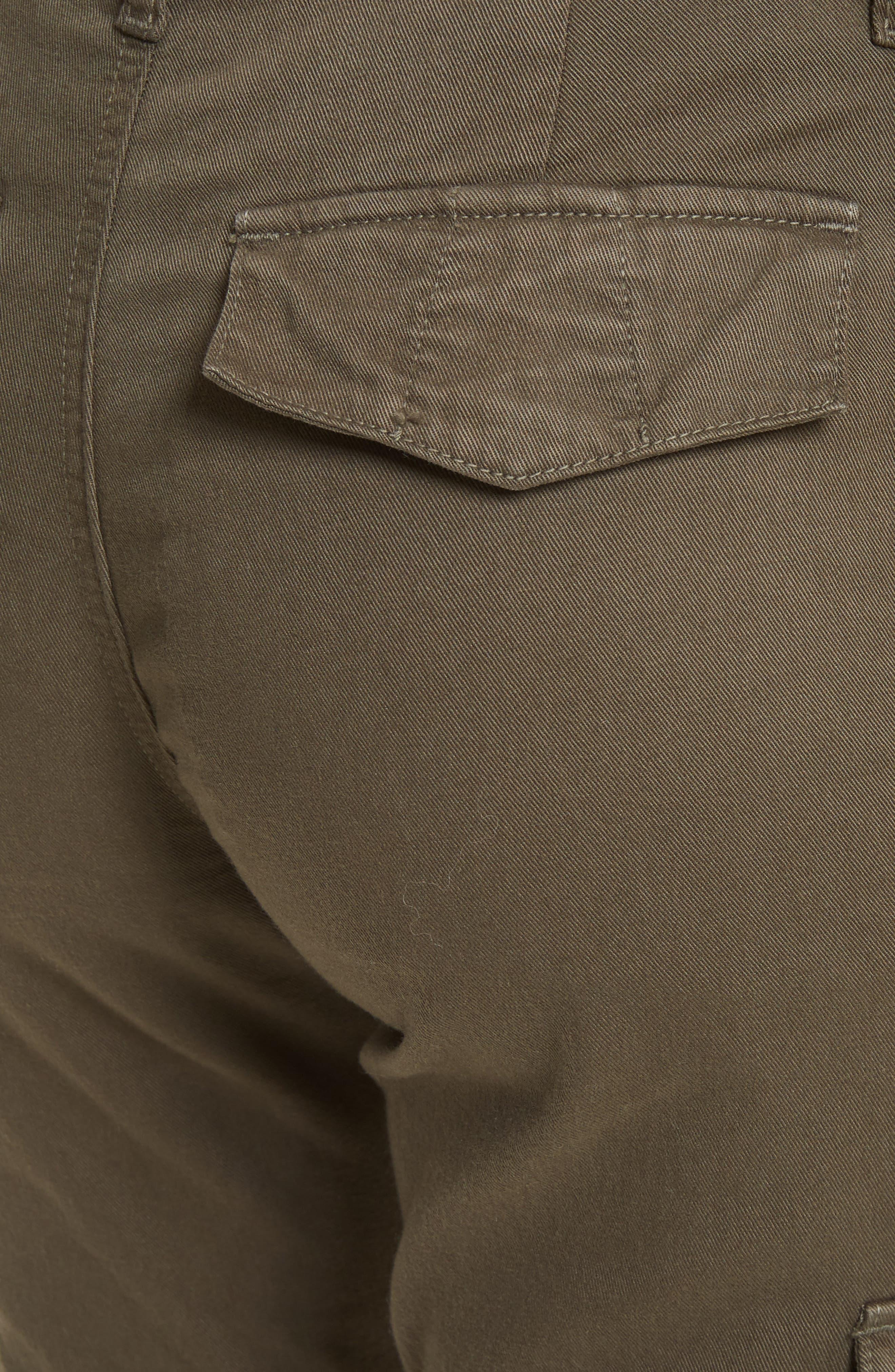 Embellished Cargo Pants,                             Alternate thumbnail 5, color,