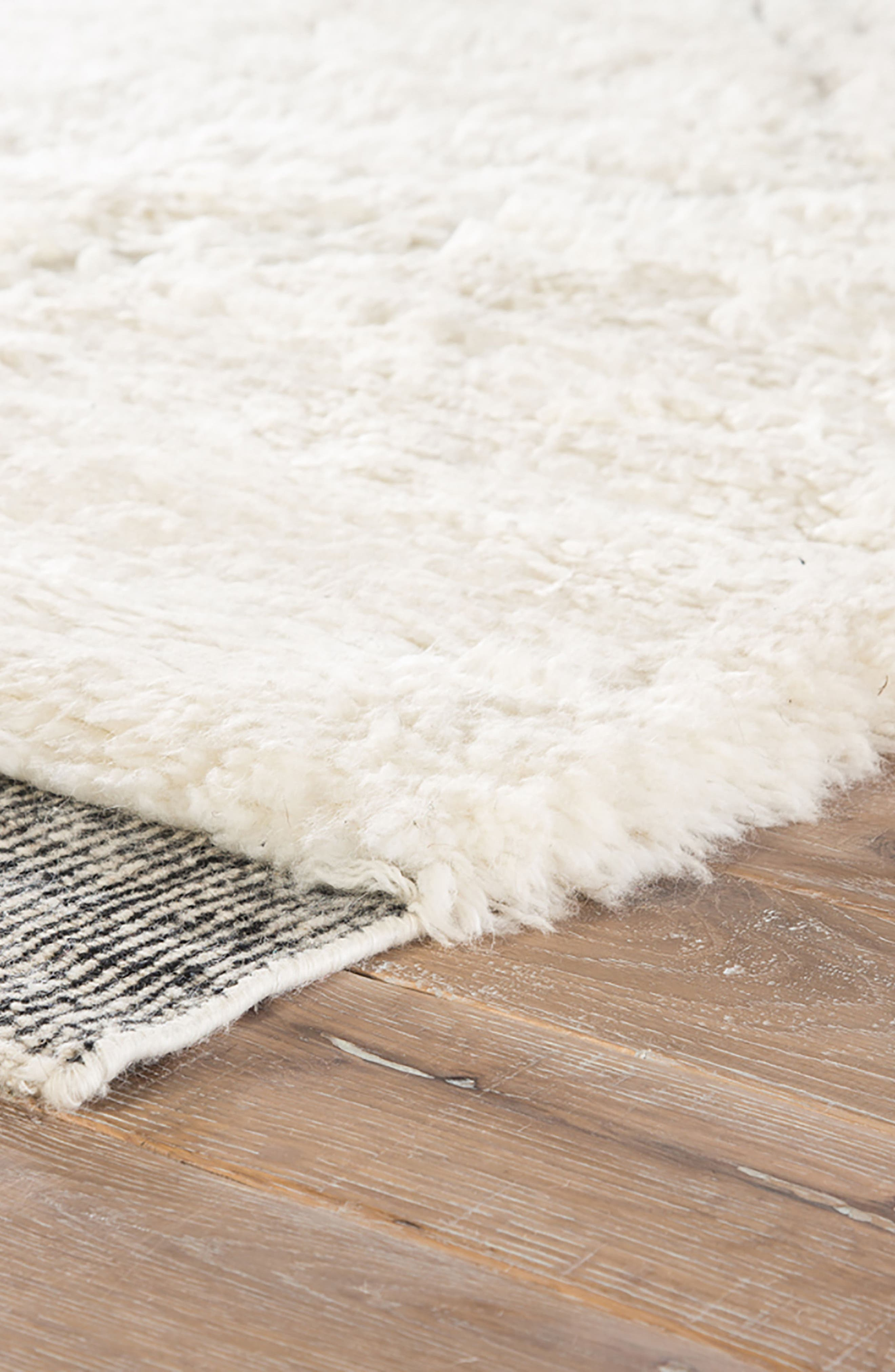 Ephesus Rug,                             Alternate thumbnail 3, color,                             ANGORA