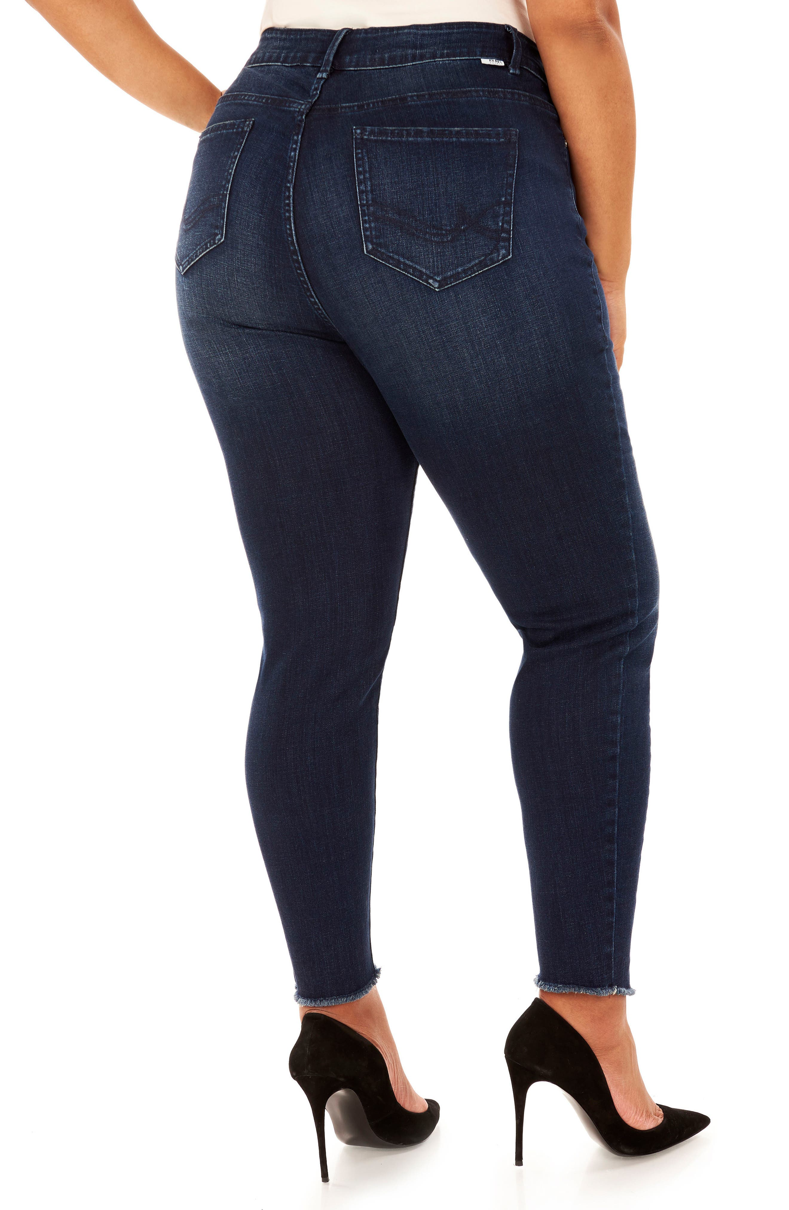 The Looker Skinny Jeans,                             Alternate thumbnail 4, color,