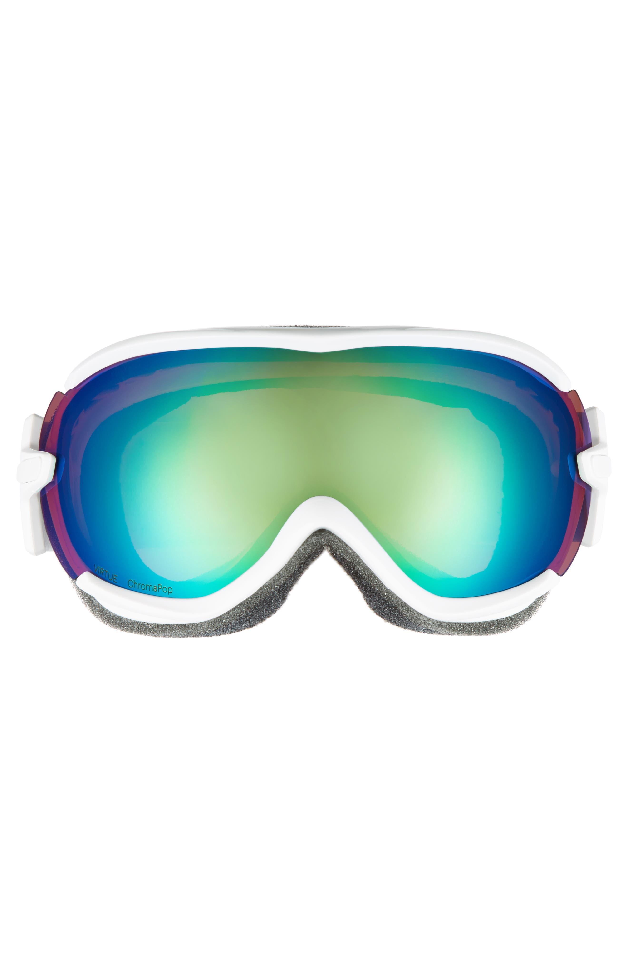 SMITH,                             Virtue Ski/Snow Goggles,                             Alternate thumbnail 3, color,                             100