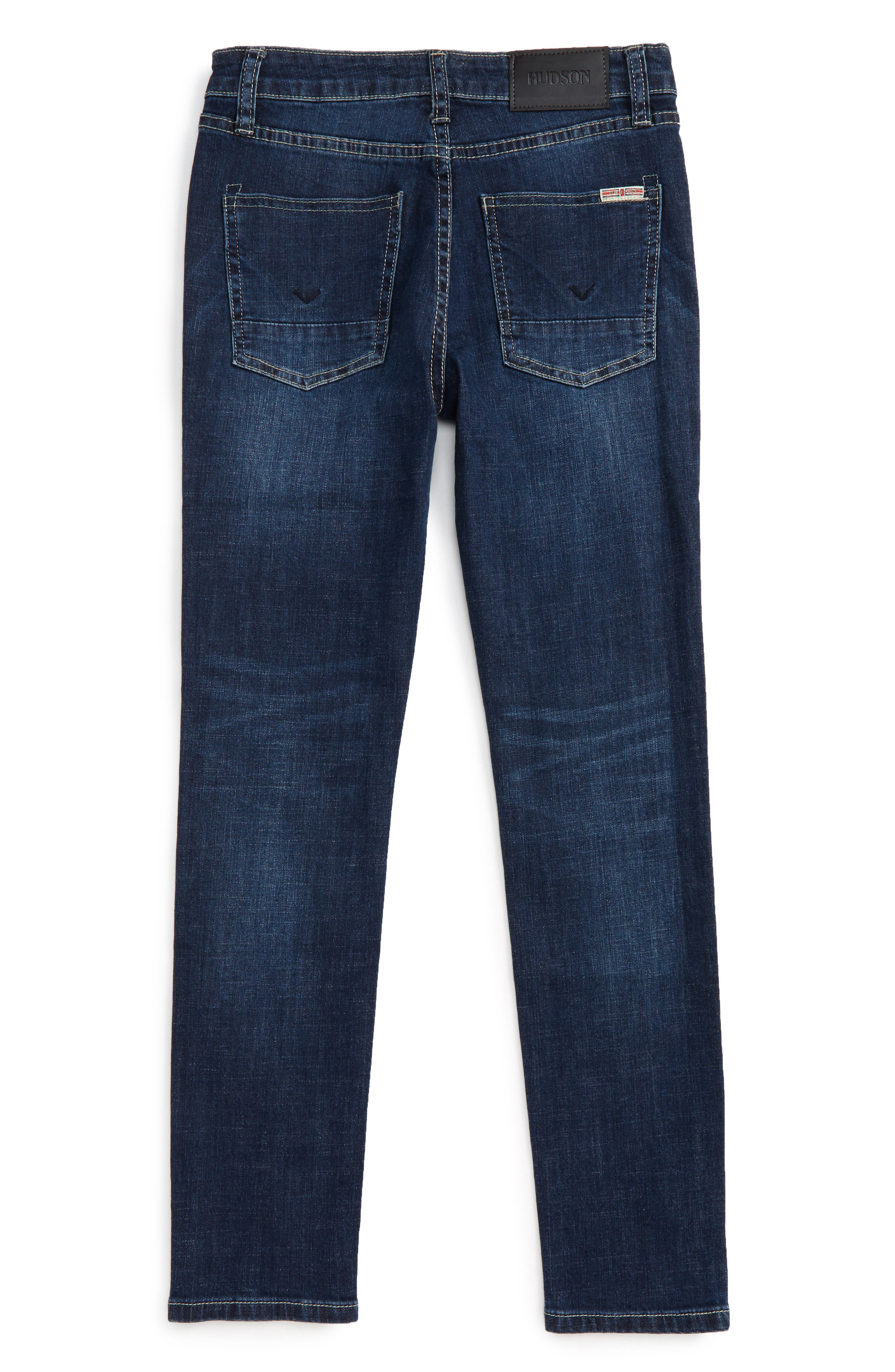 Jude Slim Straight Leg Jeans,                             Alternate thumbnail 2, color,                             497