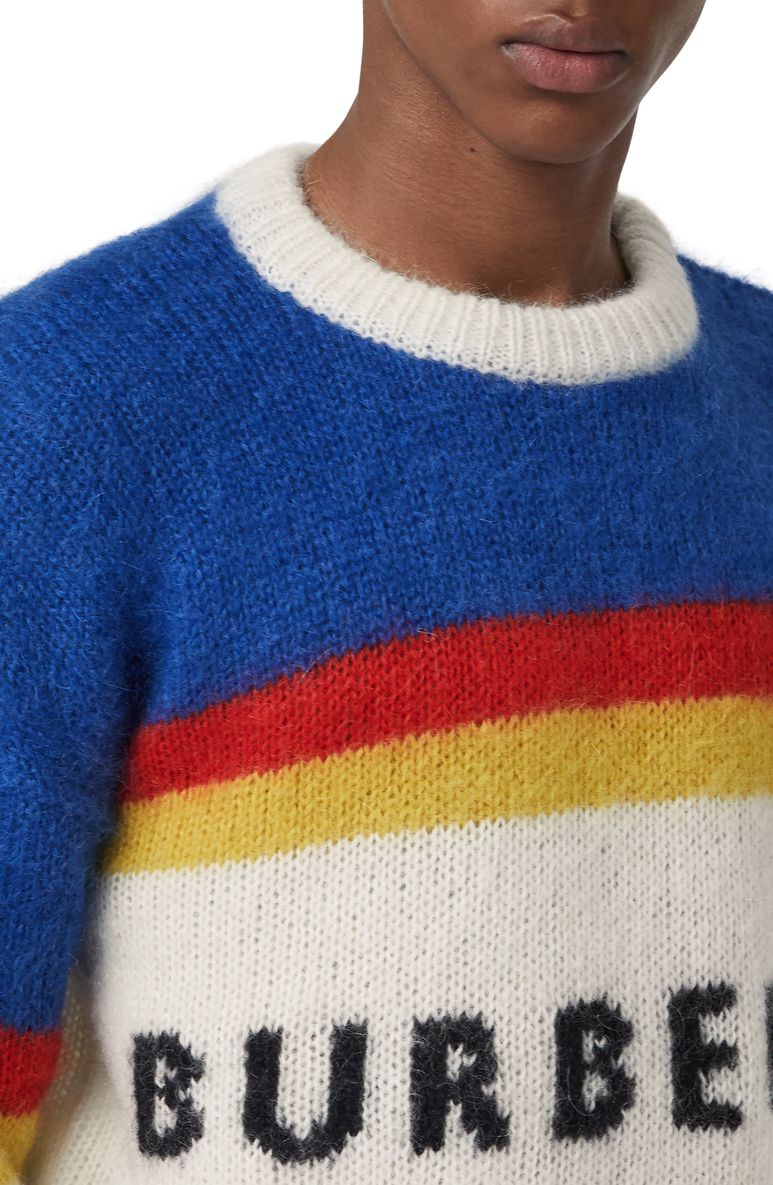 Osbourne Crewneck Sweater,                             Alternate thumbnail 3, color,                             400