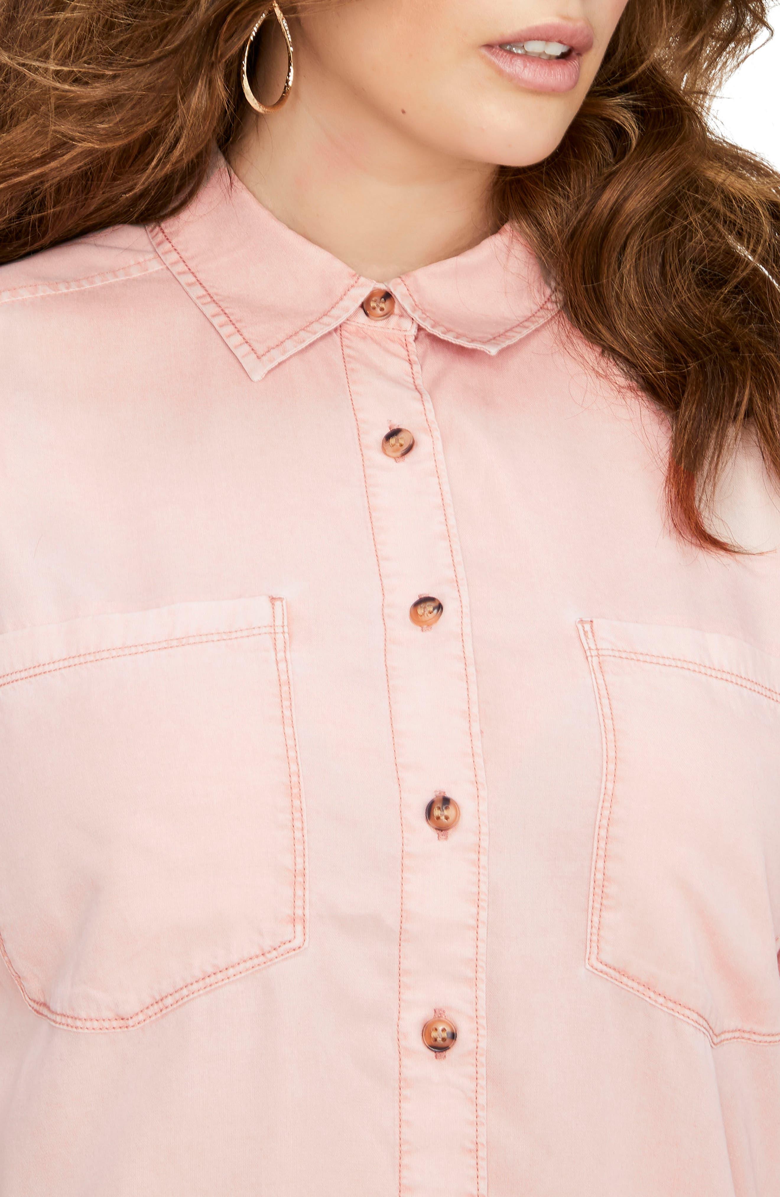Tunic Shirt,                             Alternate thumbnail 6, color,
