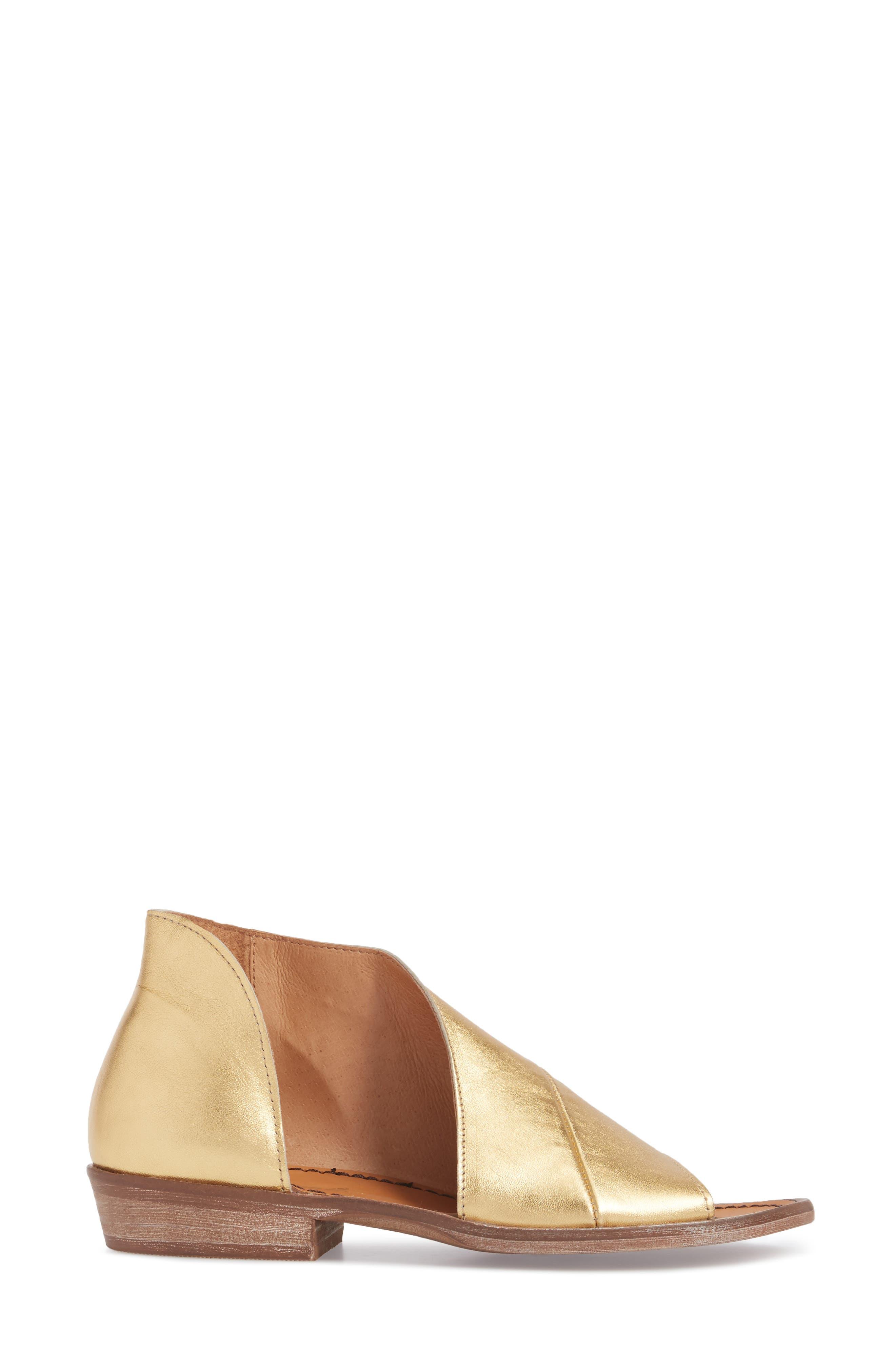 'Mont Blanc' Asymmetrical Sandal,                             Alternate thumbnail 34, color,