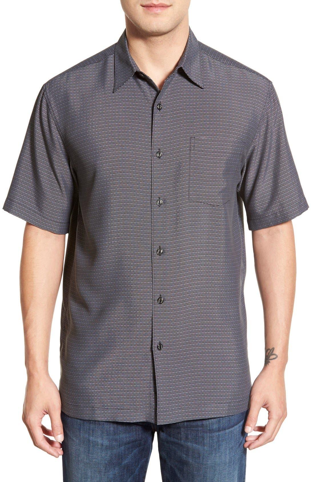 'Wind N Sea' Regular Fit Sport Shirt,                             Main thumbnail 3, color,