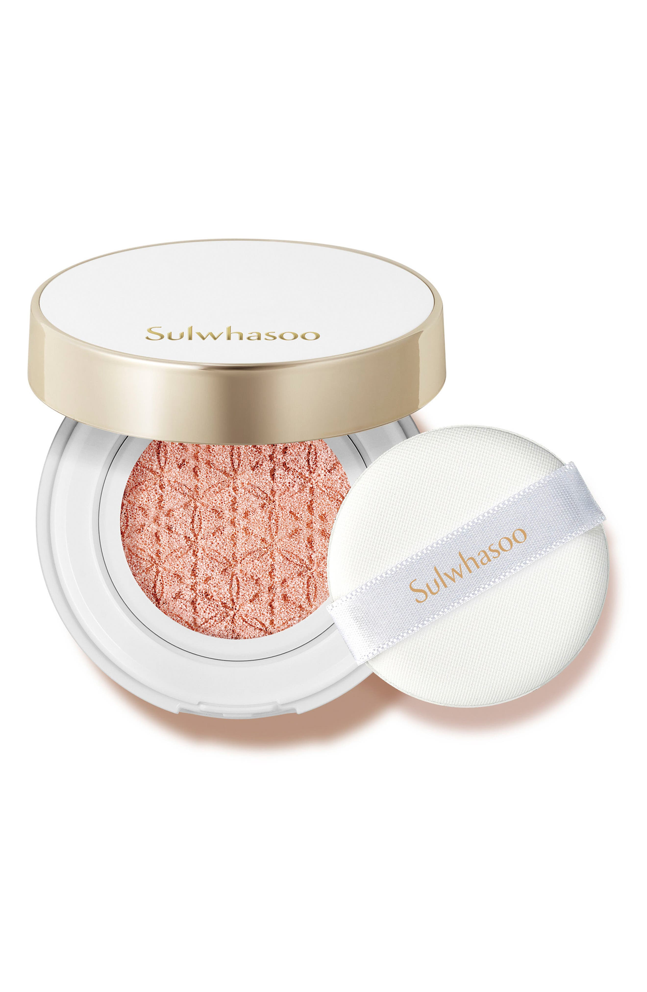 Multi Cushion Highlighter,                             Main thumbnail 1, color,                             NO COLOR