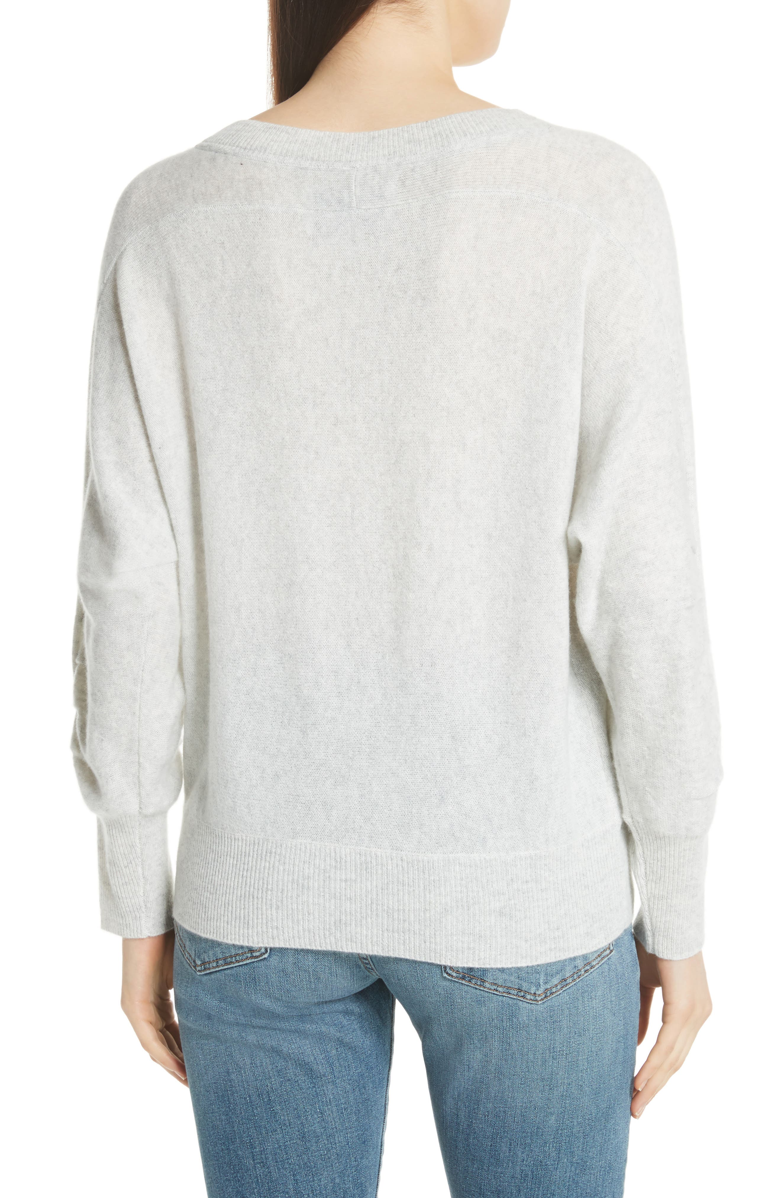 Weller Cashmere Sweater,                             Alternate thumbnail 2, color,                             100
