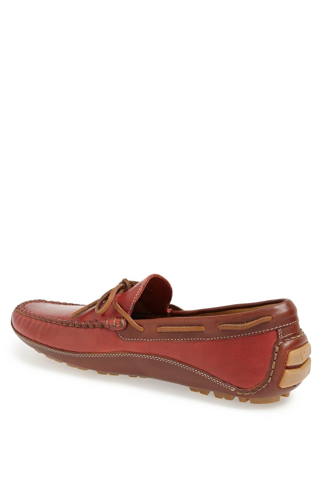 'Drake' Leather Driving Shoe,                             Alternate thumbnail 59, color,
