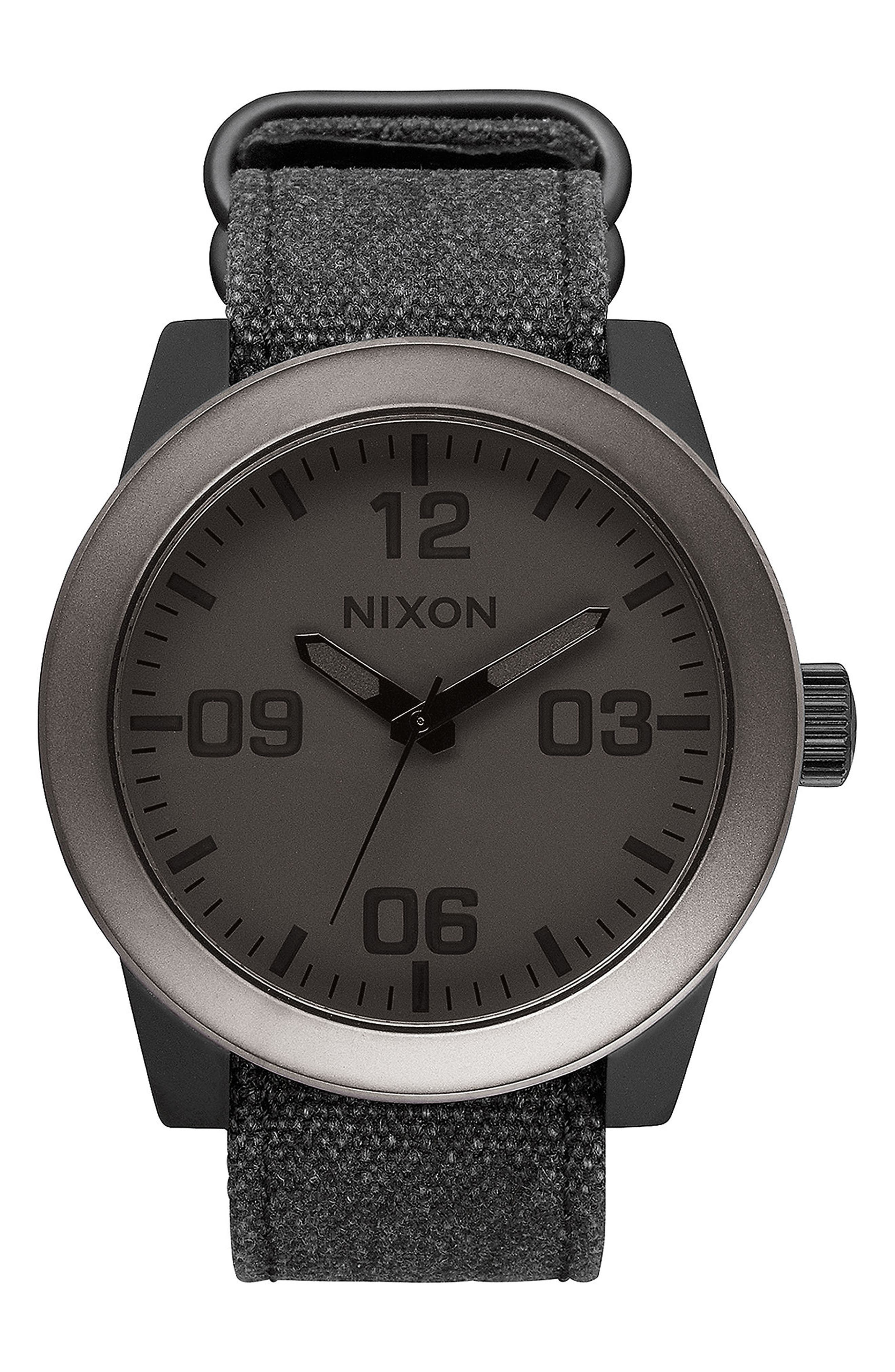 'The Corporal' Watch, 48mm,                         Main,                         color, 020