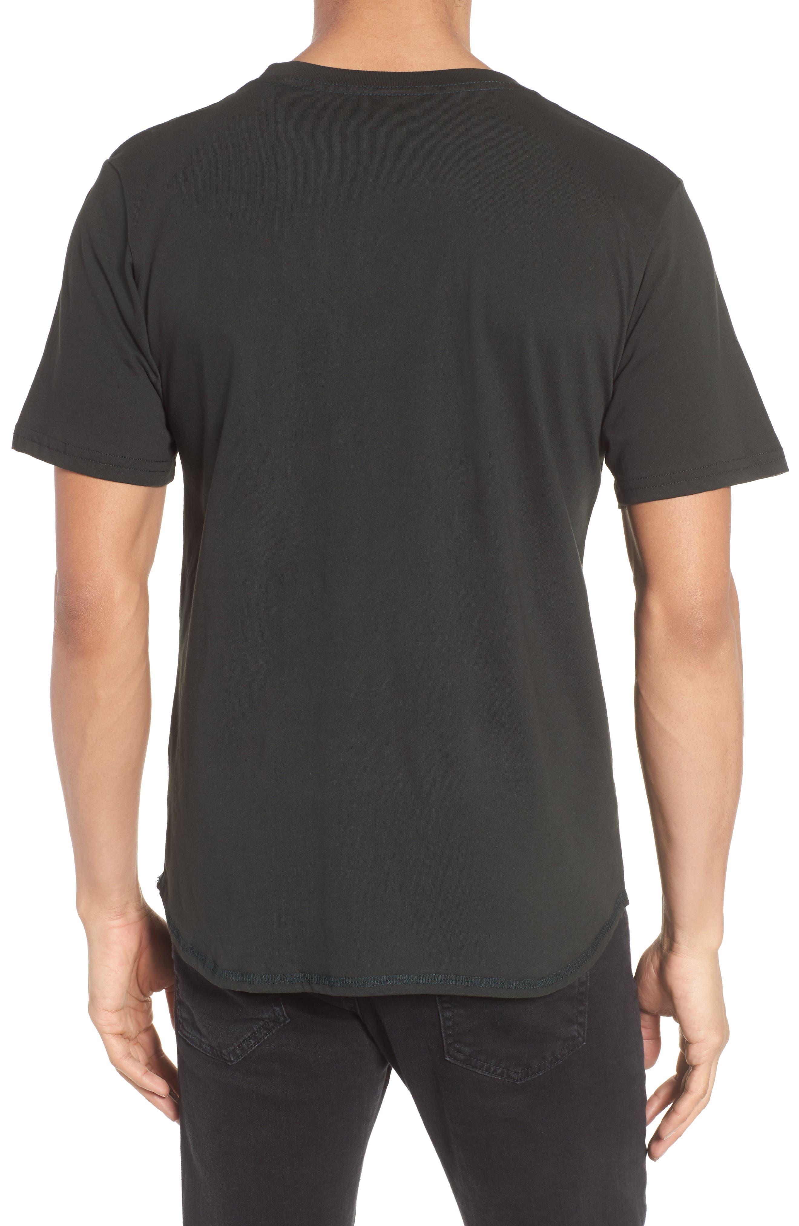 BARKING IRONS,                             Engine Americus Graphic T-Shirt,                             Alternate thumbnail 2, color,                             001