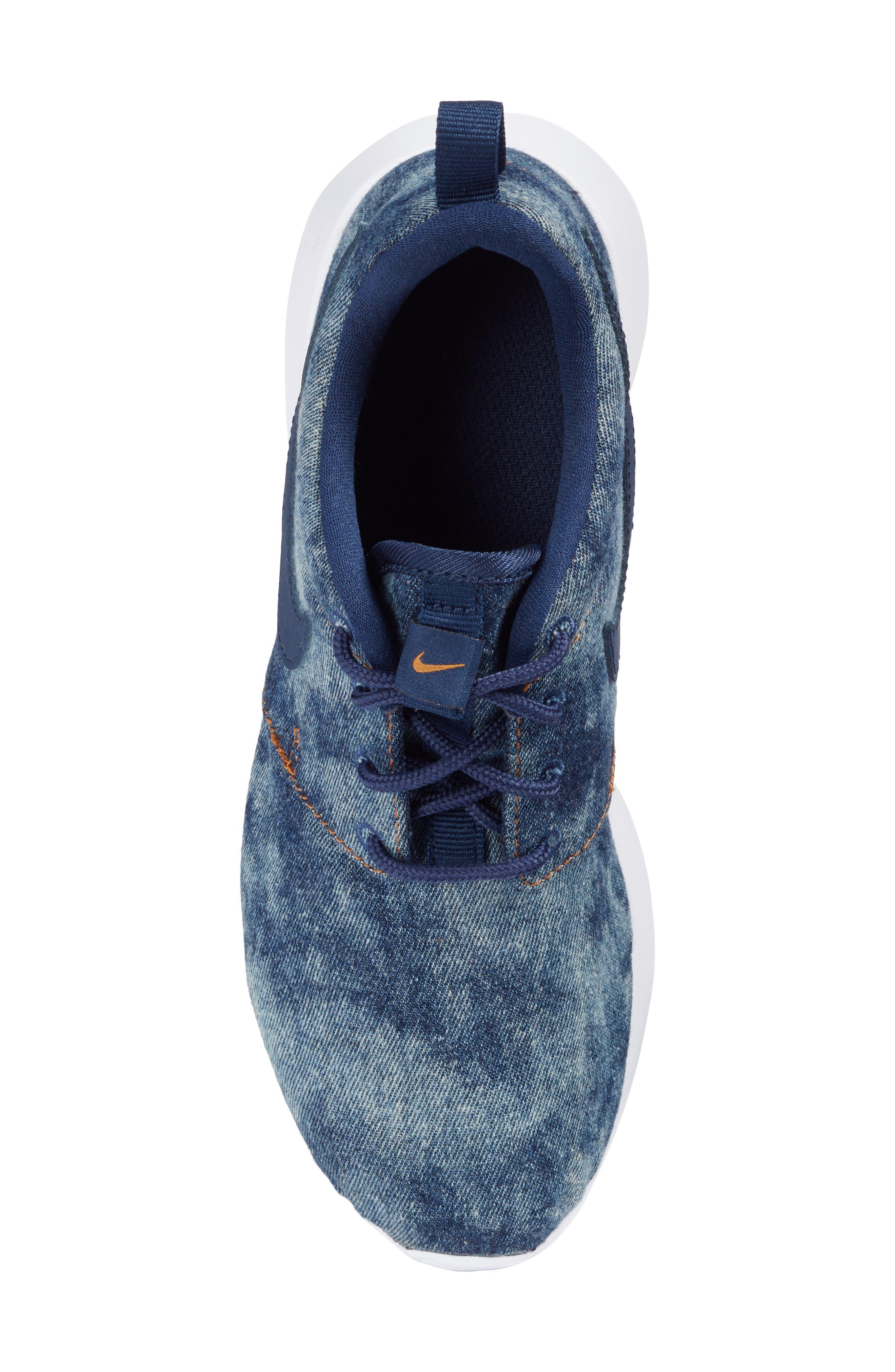 Roshe One SE Sneaker,                             Alternate thumbnail 5, color,                             400