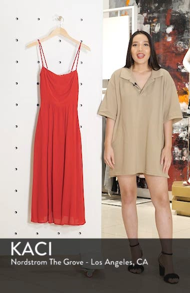 Rosehip Fit & Flare Dress, sales video thumbnail