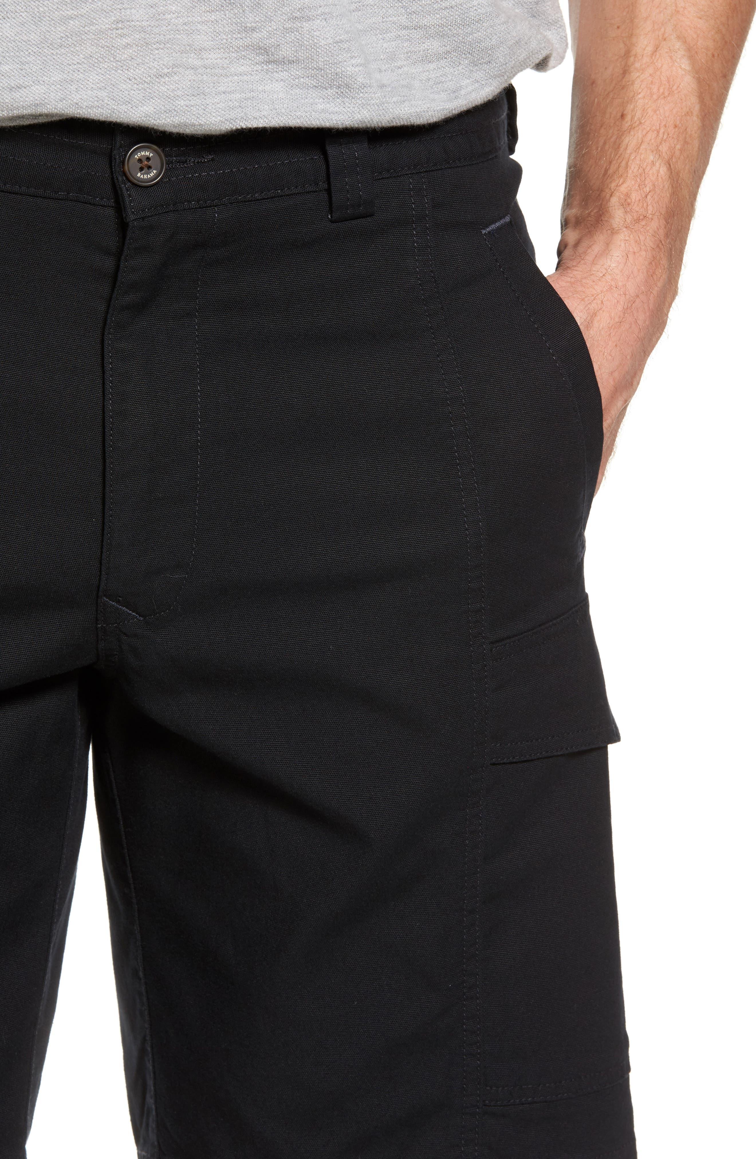 Key Isles Shorts,                             Alternate thumbnail 4, color,                             BLACK