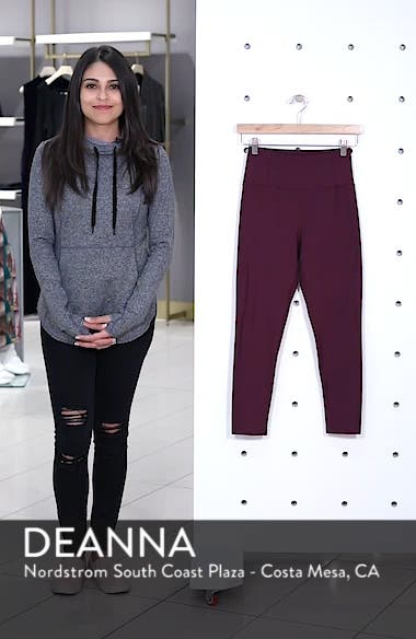 High Waist 7/8 Leggings, sales video thumbnail