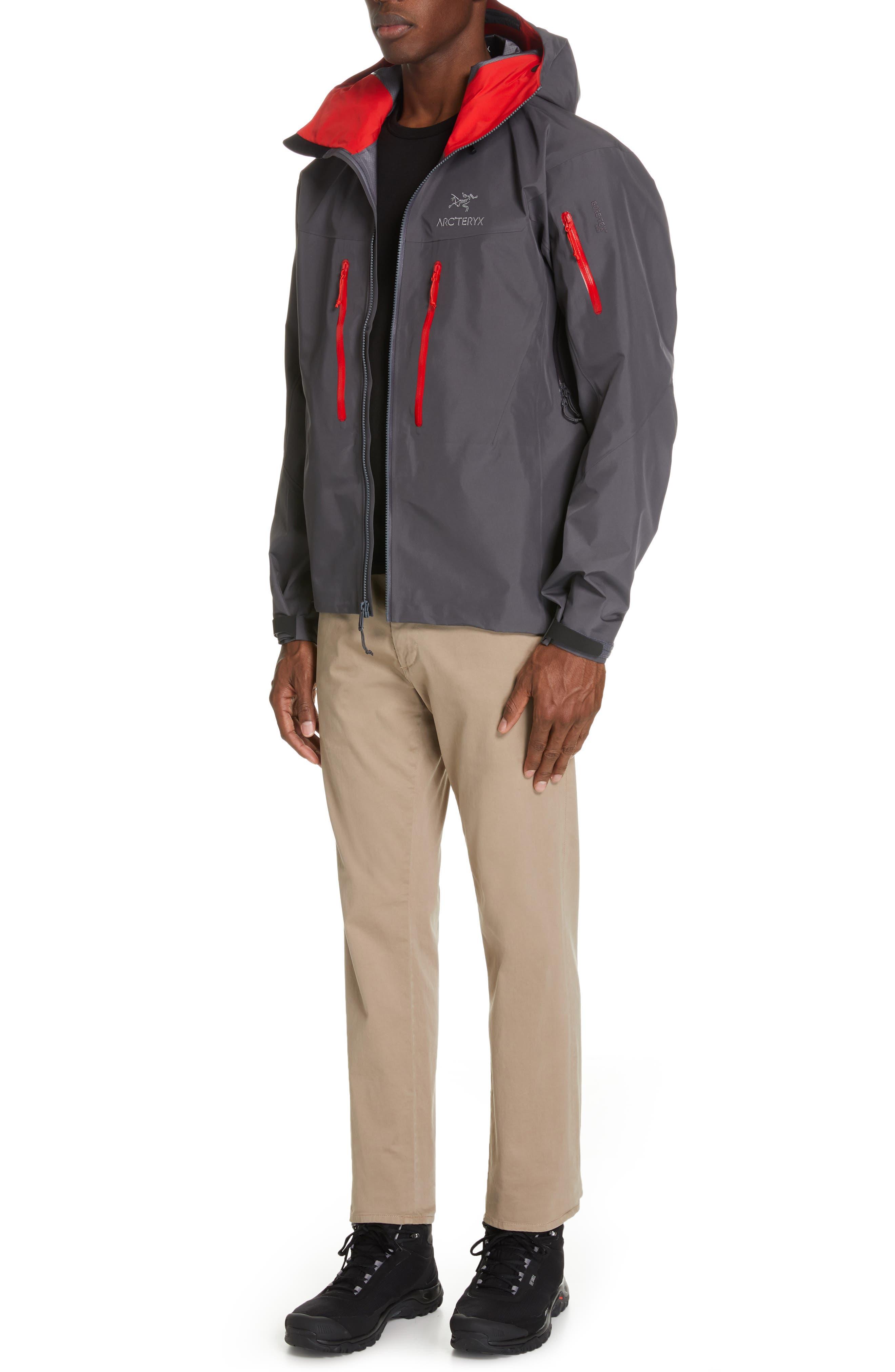 ARC'TERYX,                             Alpha SV Men's Jacket,                             Alternate thumbnail 4, color,                             PILOT