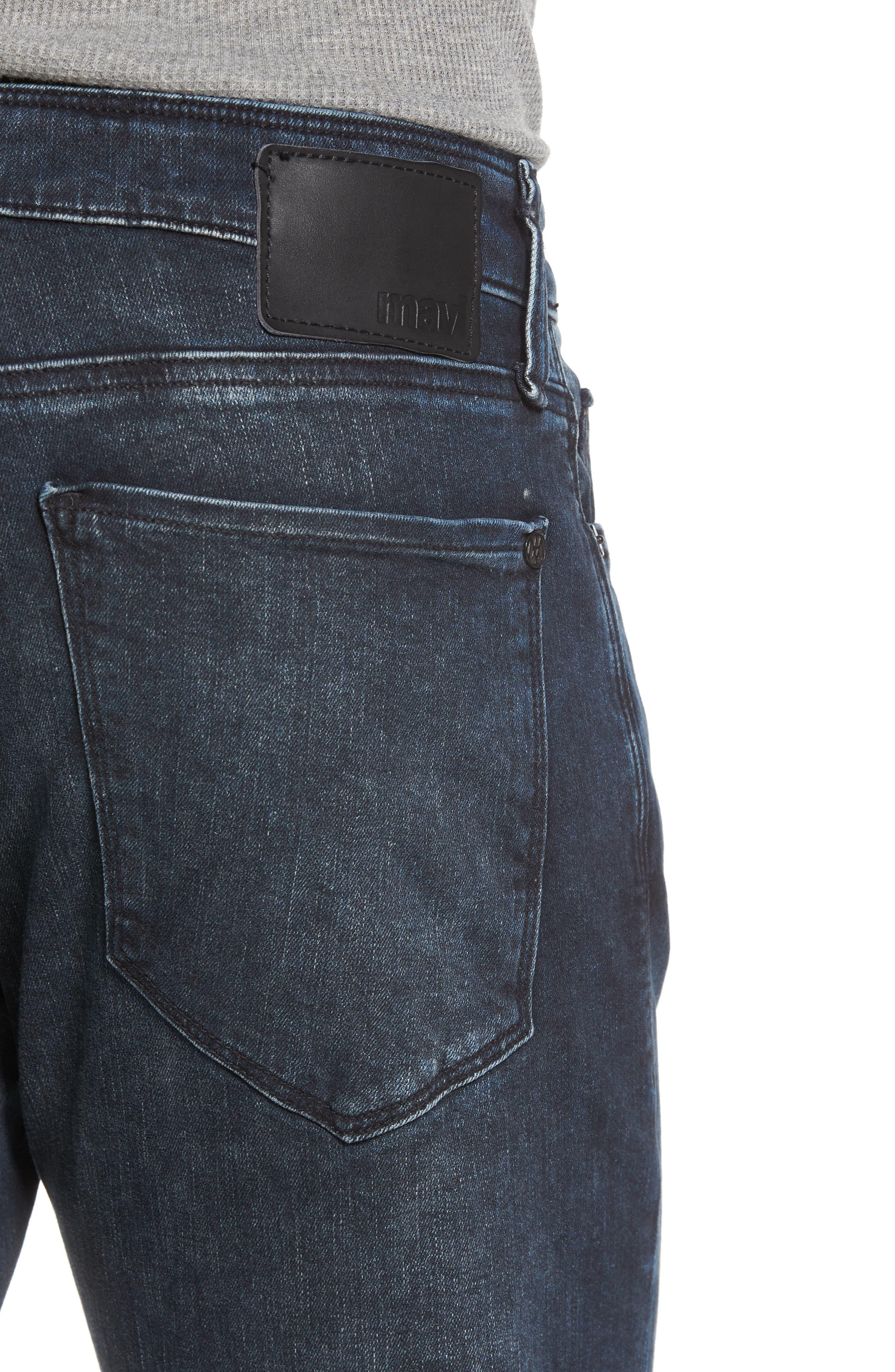 Jake Slim Fit Jeans,                             Alternate thumbnail 4, color,                             401