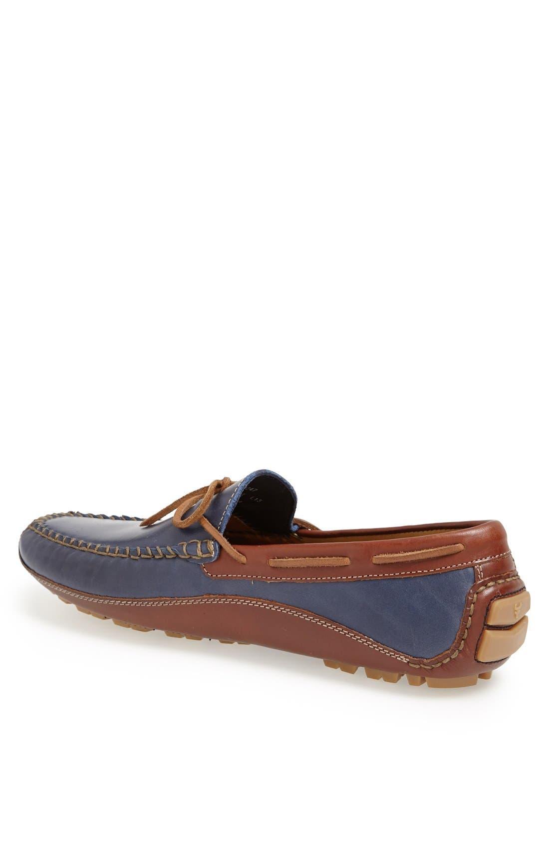 'Drake' Leather Driving Shoe,                             Alternate thumbnail 25, color,