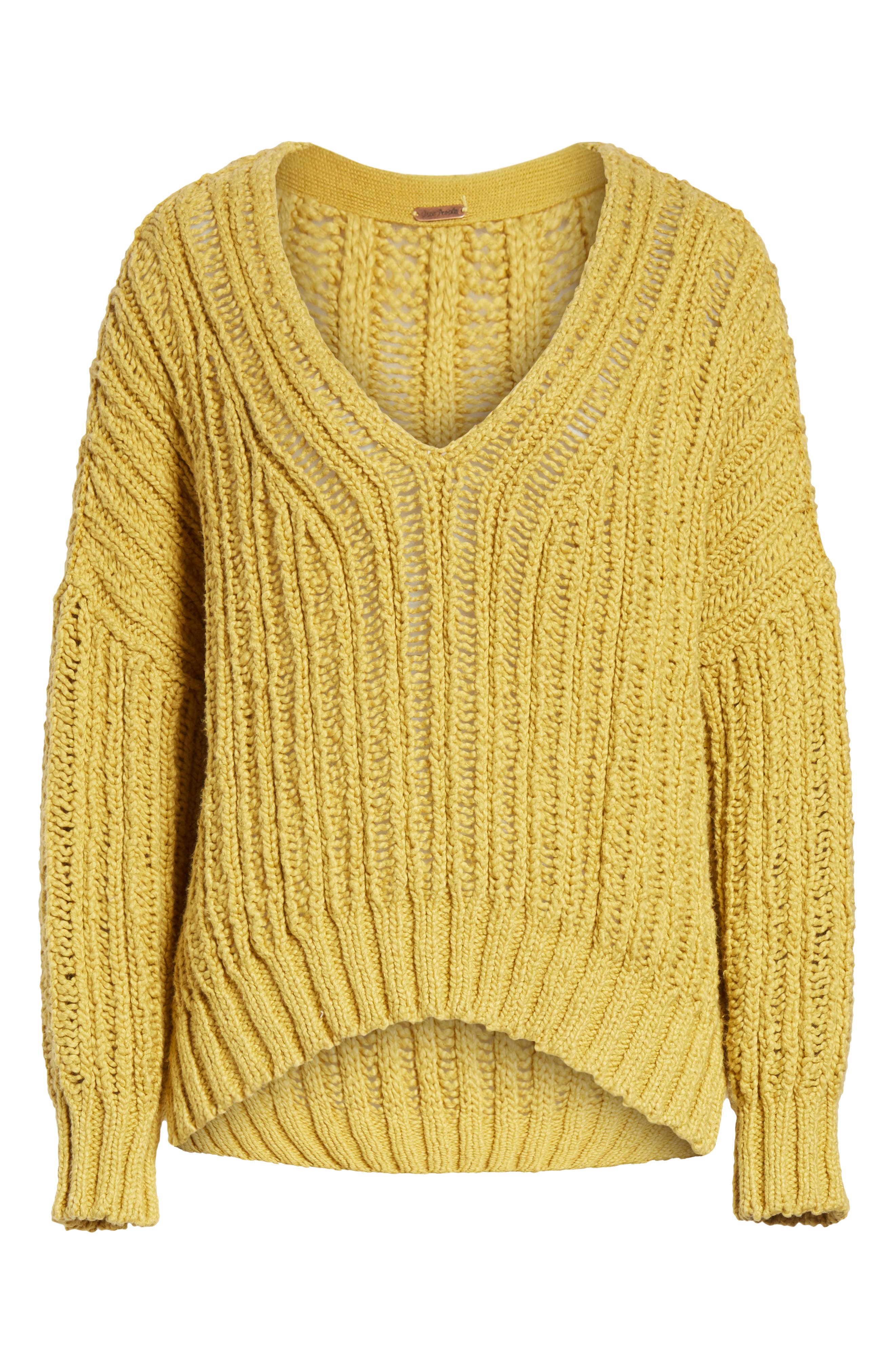 Infinite V-Neck Sweater,                             Alternate thumbnail 17, color,