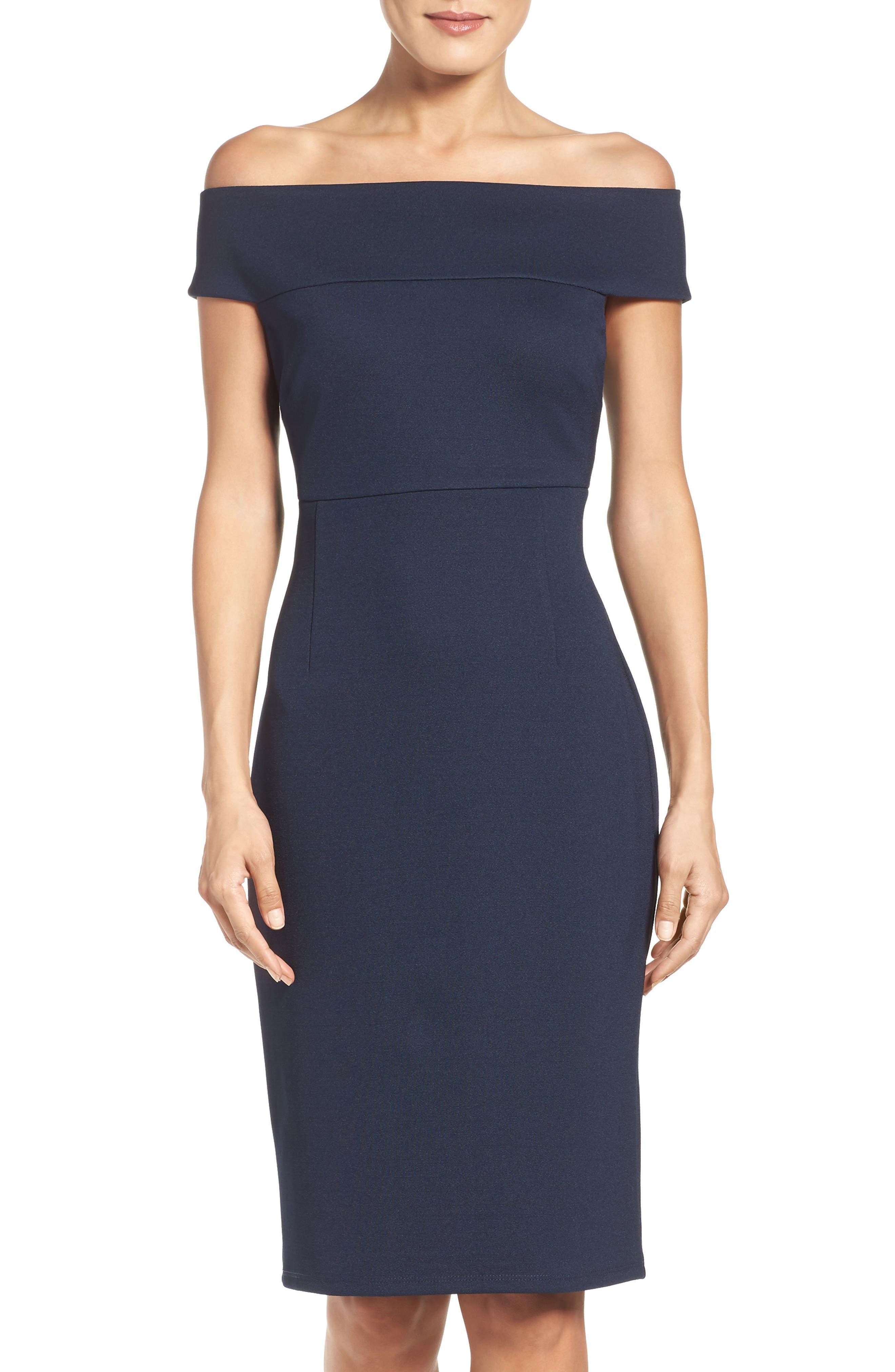Sheath Dress,                             Main thumbnail 2, color,