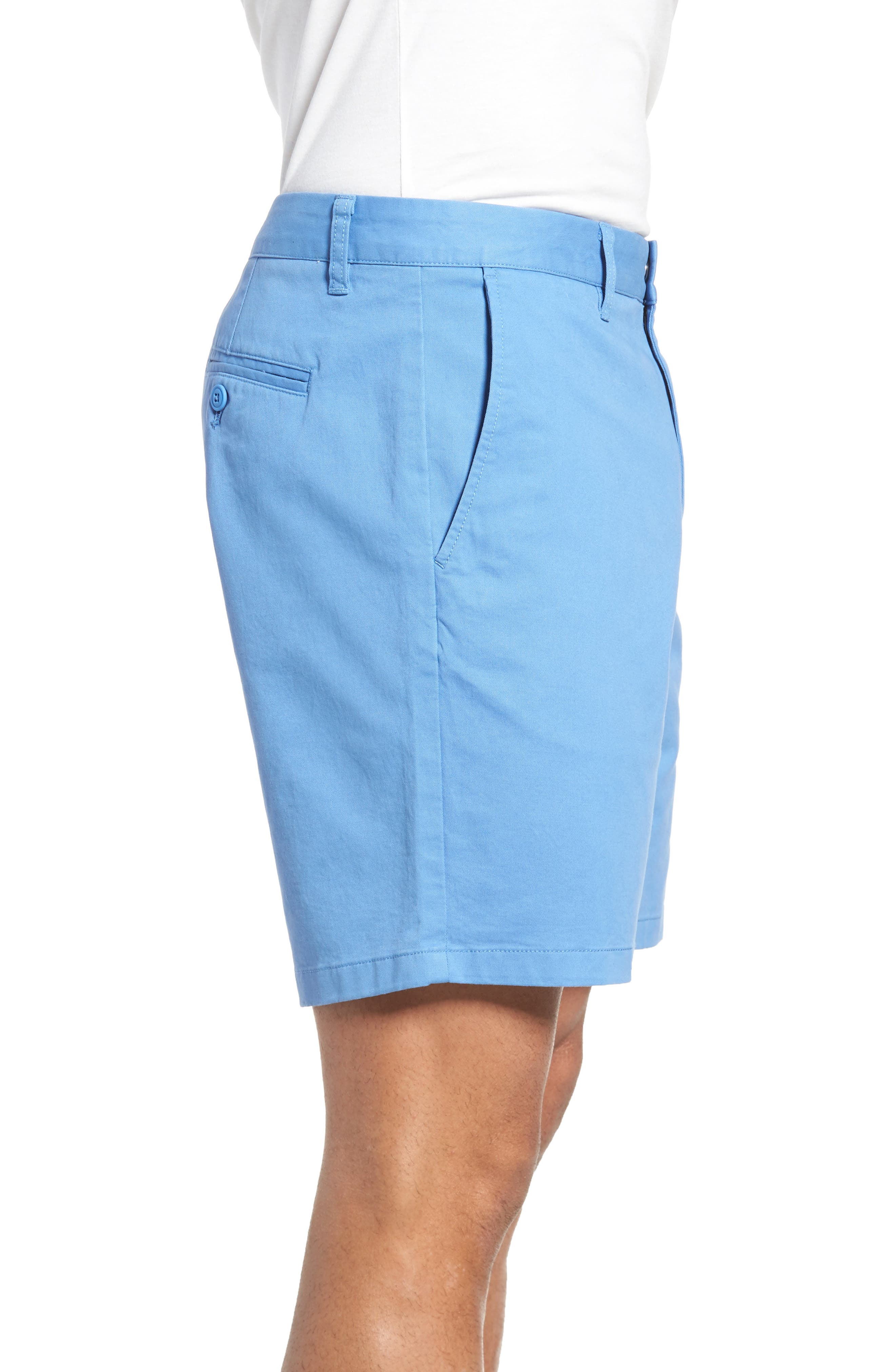 Stretch Washed Chino 7-Inch Shorts,                             Alternate thumbnail 68, color,