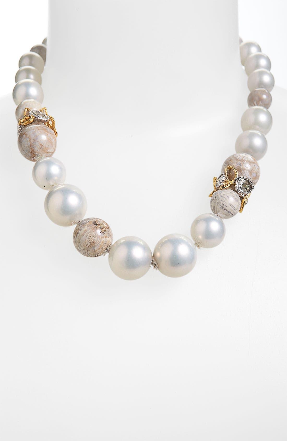'Elements - Siyabona' Stone Necklace,                             Main thumbnail 2, color,