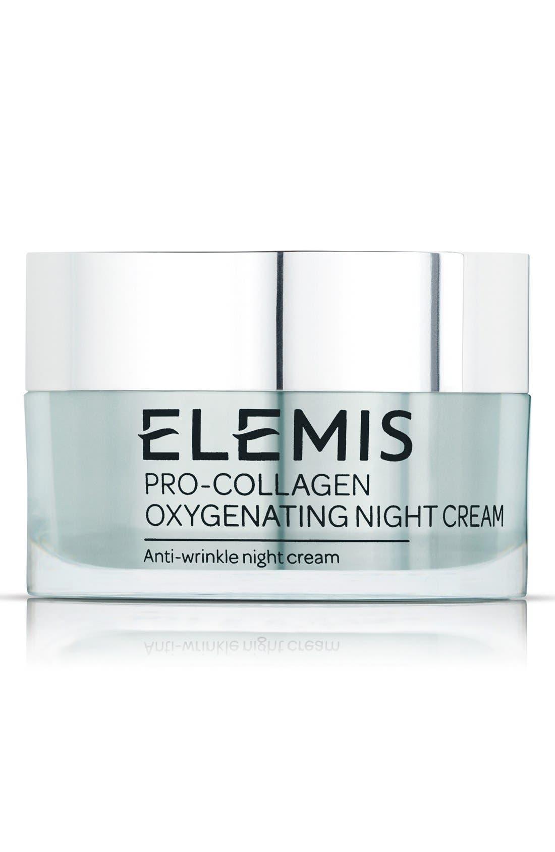 Pro-Collagen Oxygenating Night Cream,                         Main,                         color, NO COLOR