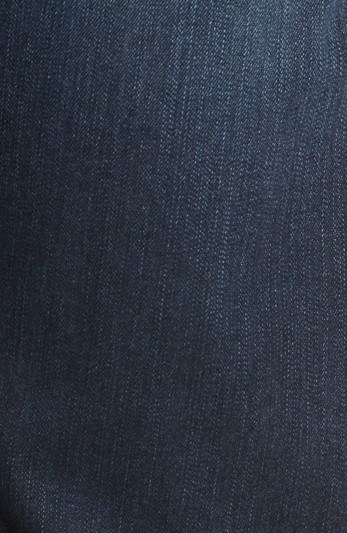 Blake Slim Fit Jeans,                             Alternate thumbnail 5, color,                             400