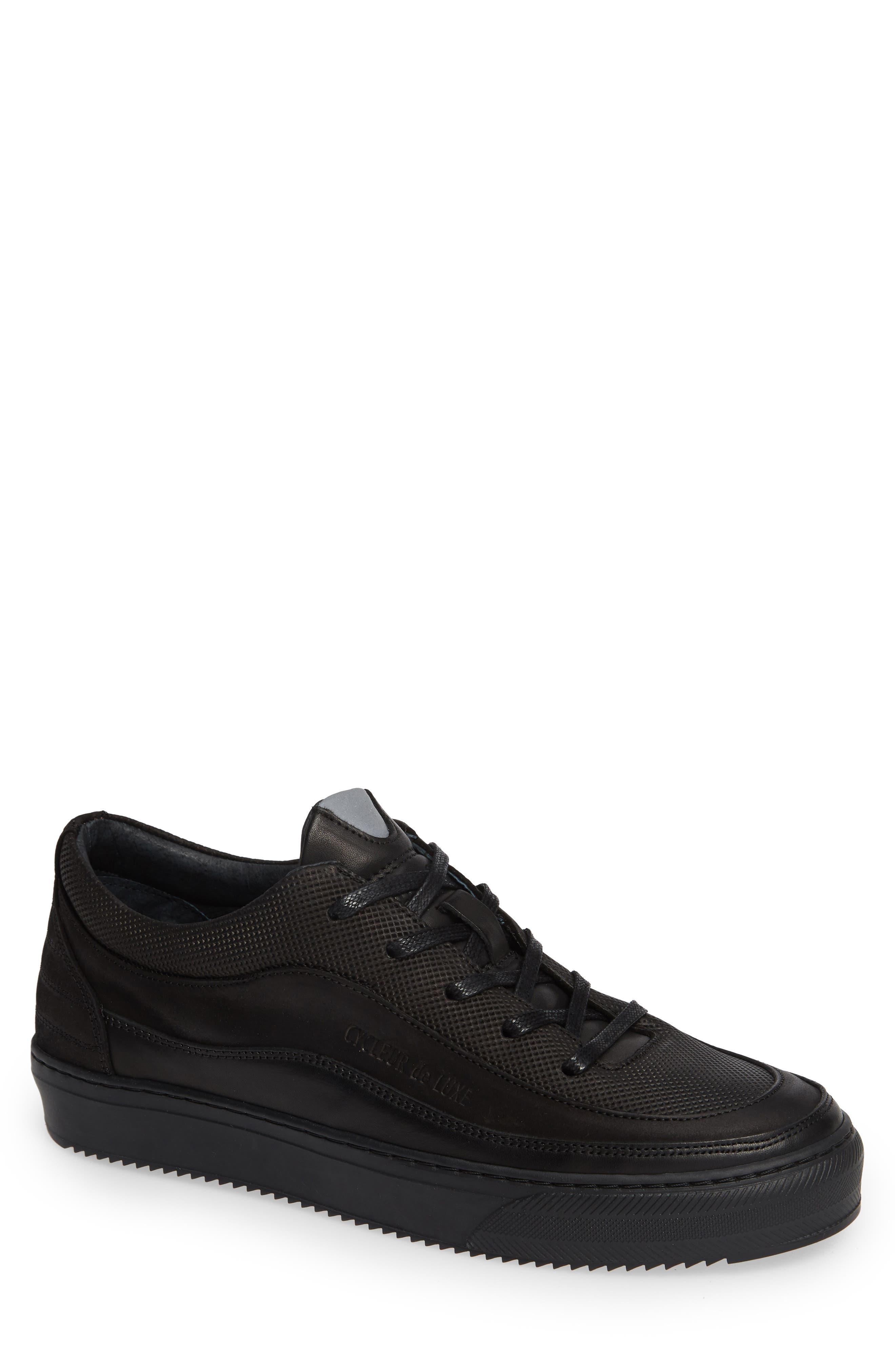 Bullet Sneaker,                         Main,                         color, BLACK