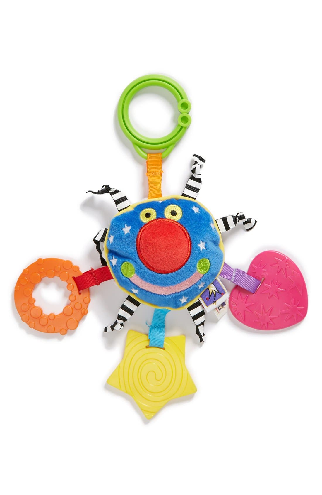 'Whoozit<sup>™</sup> Orbit' Teether,                         Main,                         color, NO COLOR