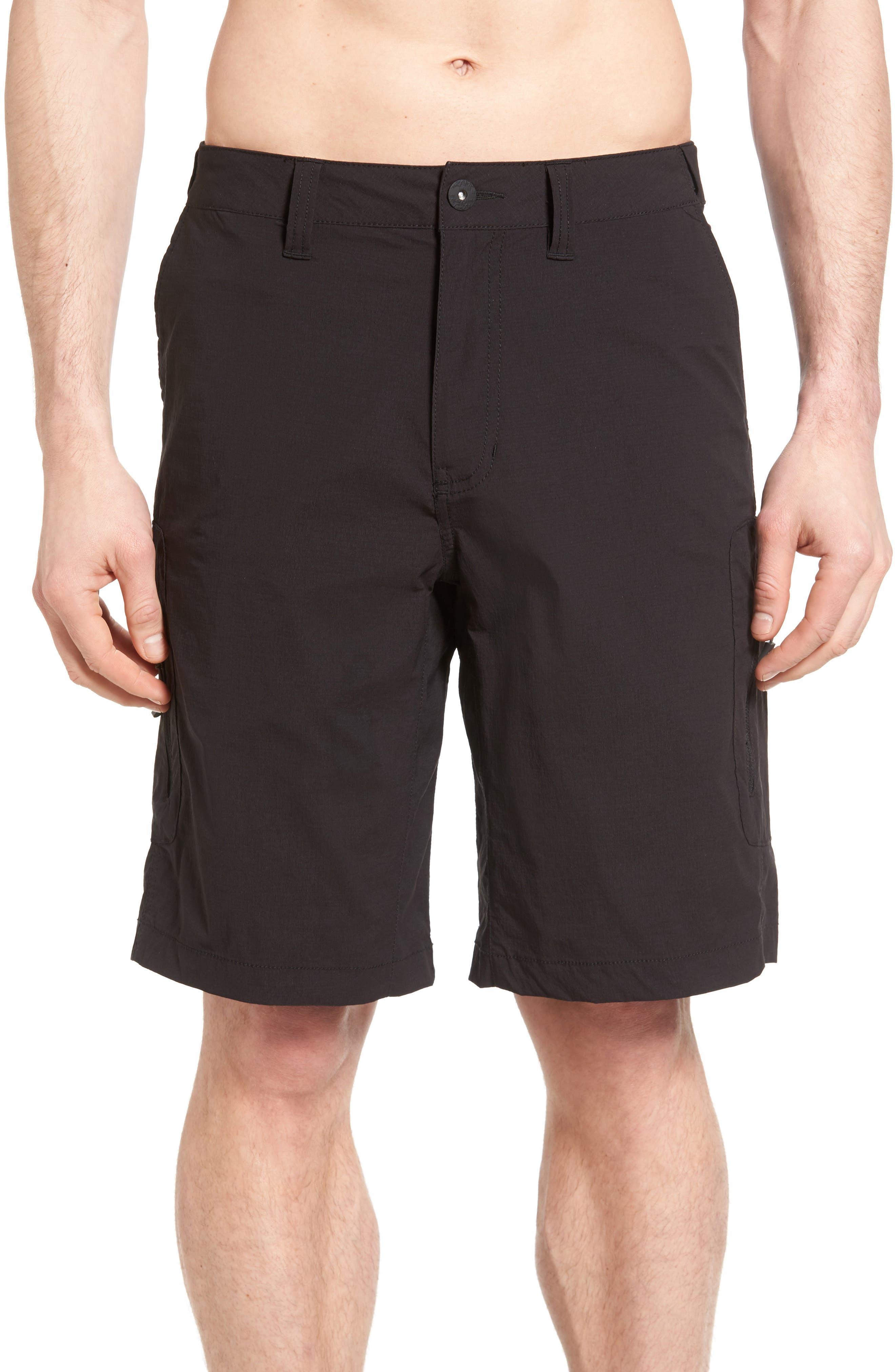 Rough & Tumble Hiking Shorts,                             Main thumbnail 1, color,                             002