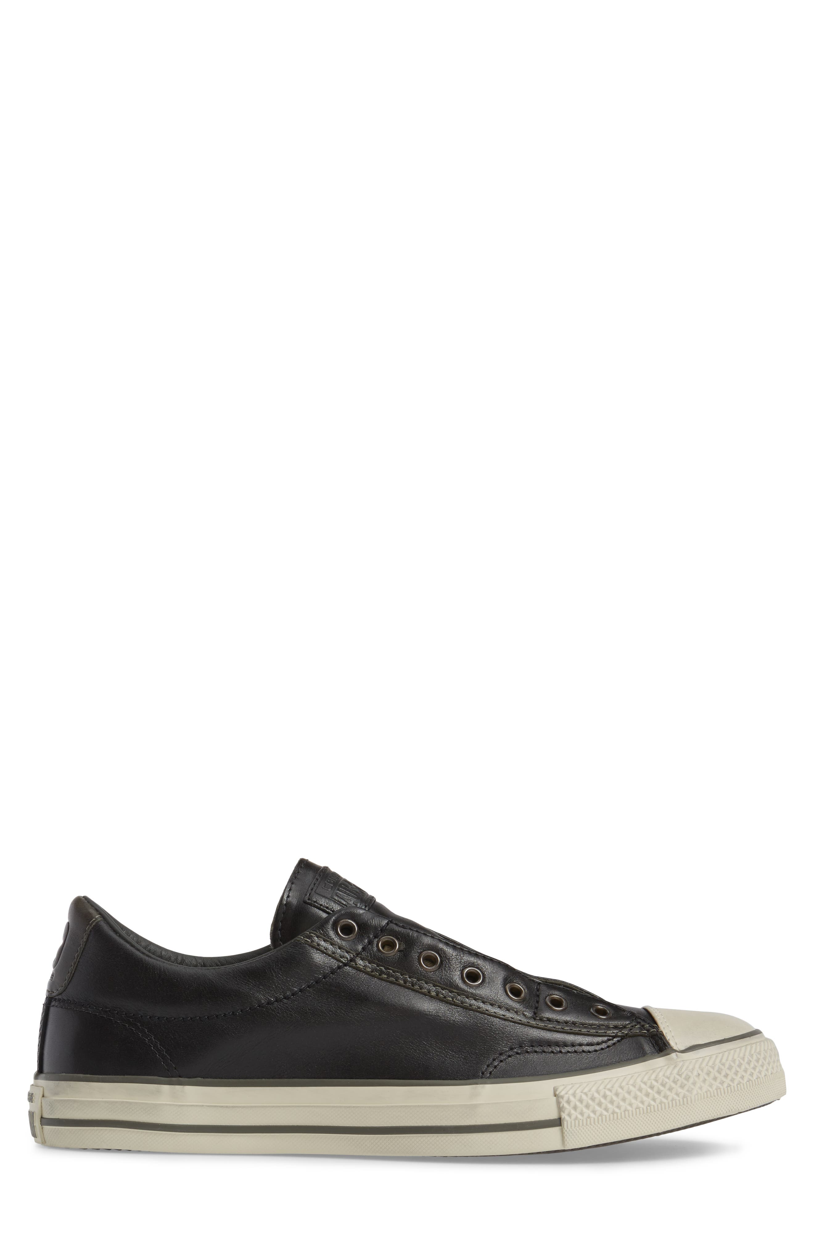 by John Varvatos Sneaker,                             Alternate thumbnail 3, color,                             001