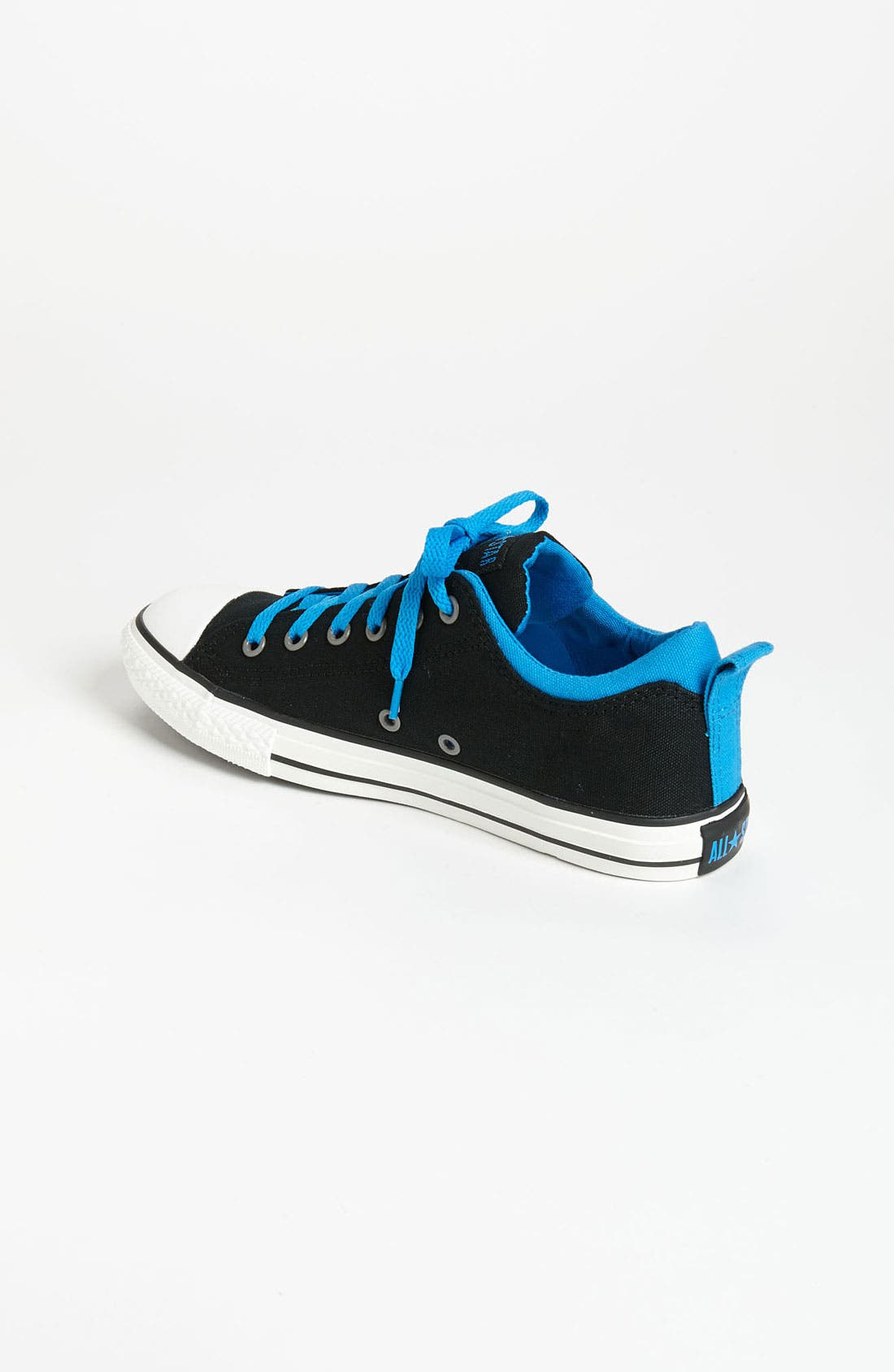 Chuck Taylor<sup>®</sup> Dual Collar Sneaker,                             Alternate thumbnail 4, color,                             001