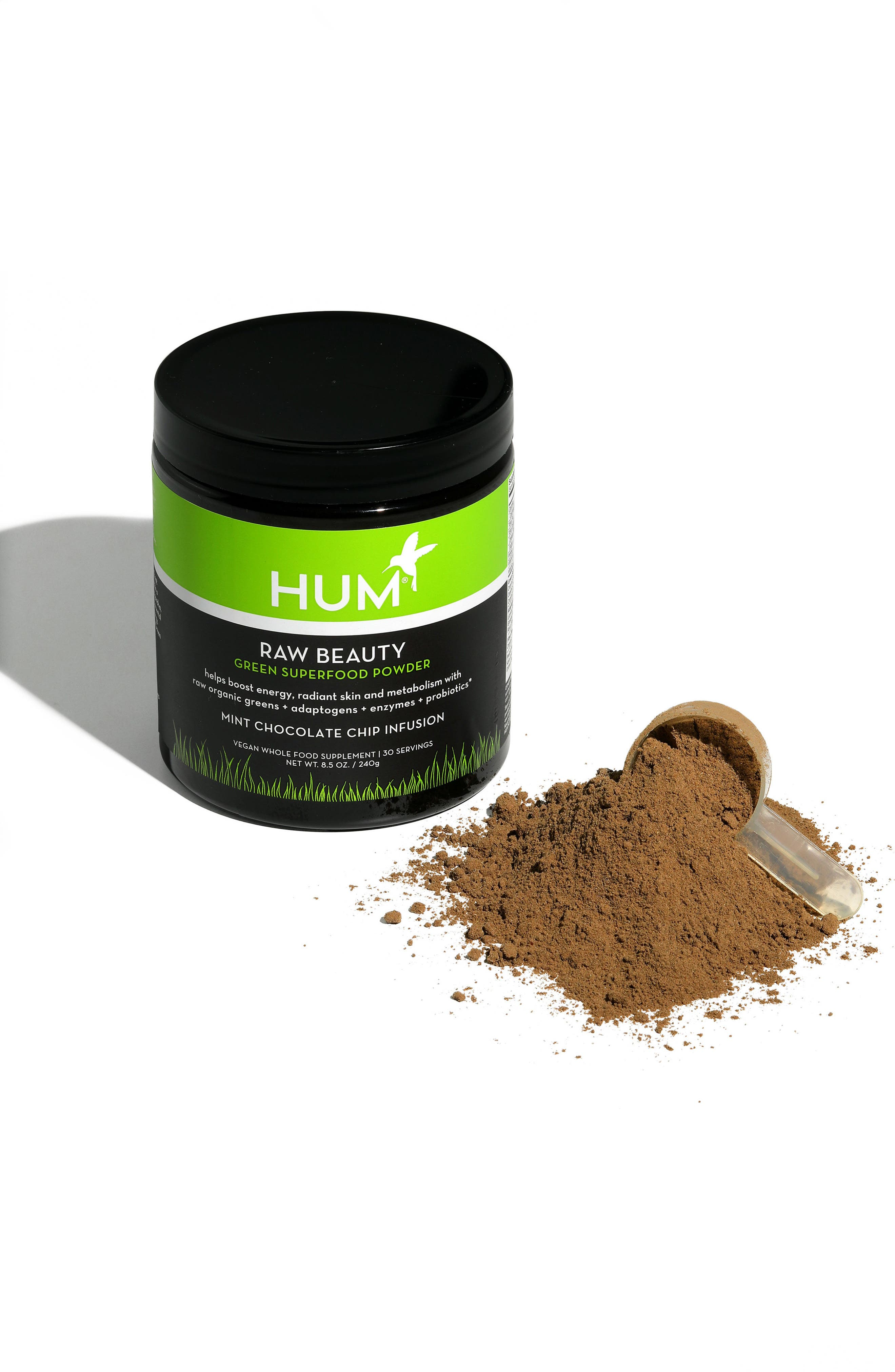 Raw Beauty Skin & Energy Green Superfood Powder,                             Alternate thumbnail 5, color,                             NO COLOR