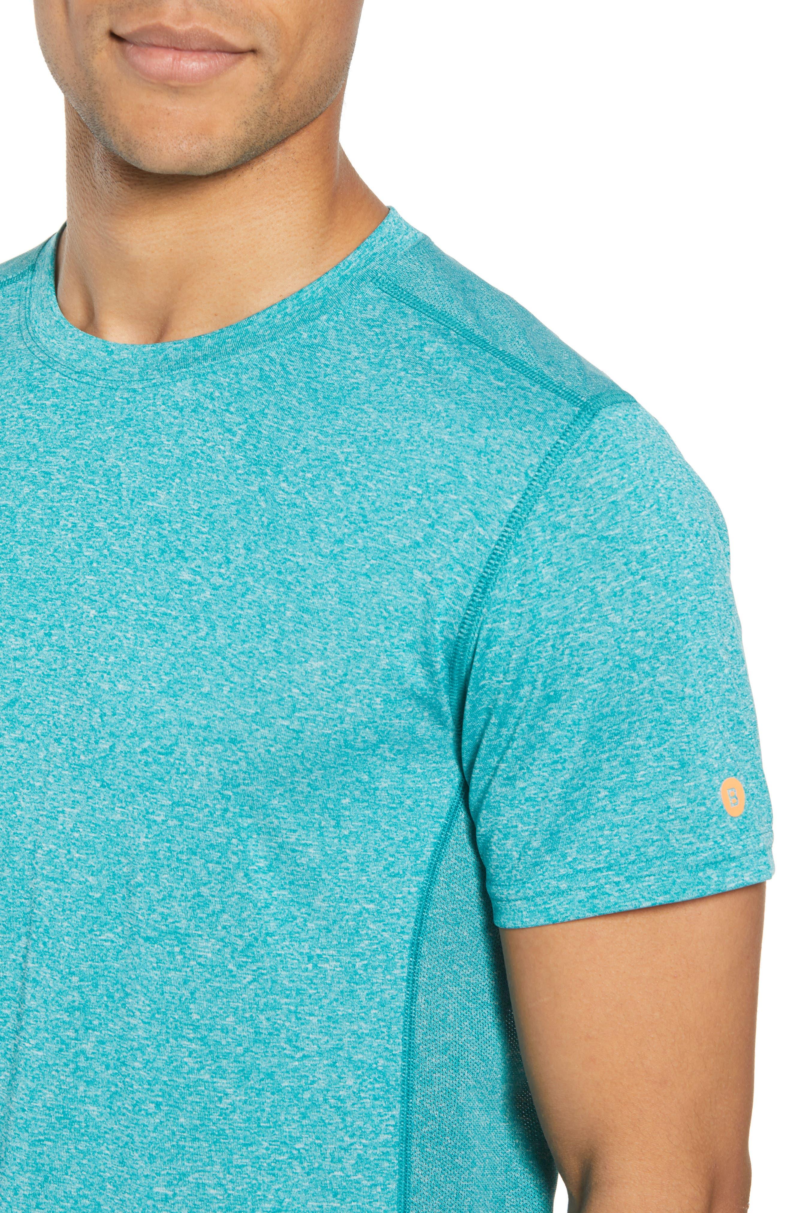 Goodsport Mesh Panel T-Shirt,                             Alternate thumbnail 22, color,