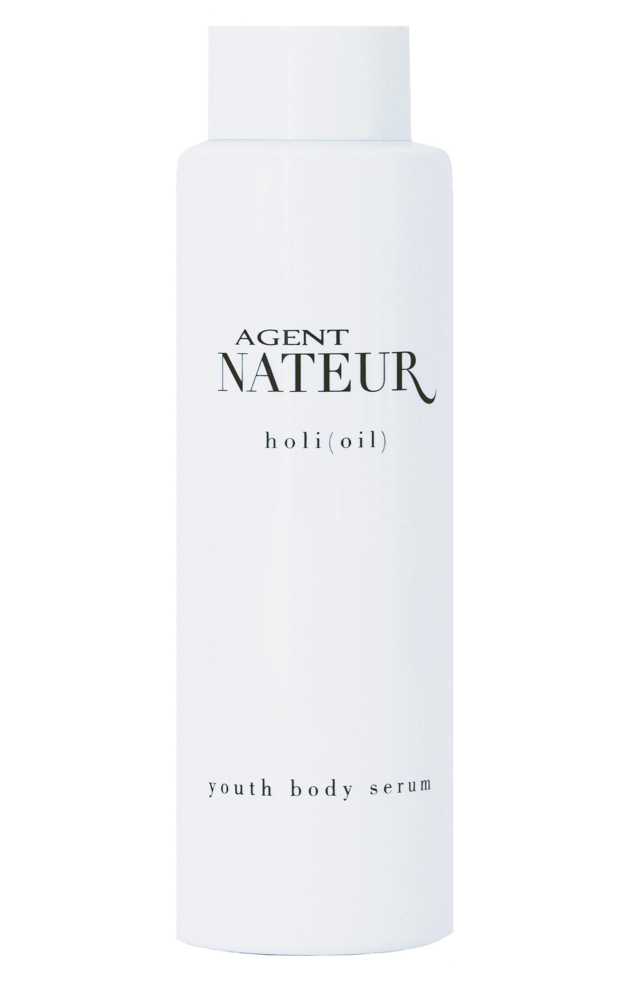 AGENT NATEUR,                             holi(oil) Firming Body Oil,                             Main thumbnail 1, color,                             NO COLOR