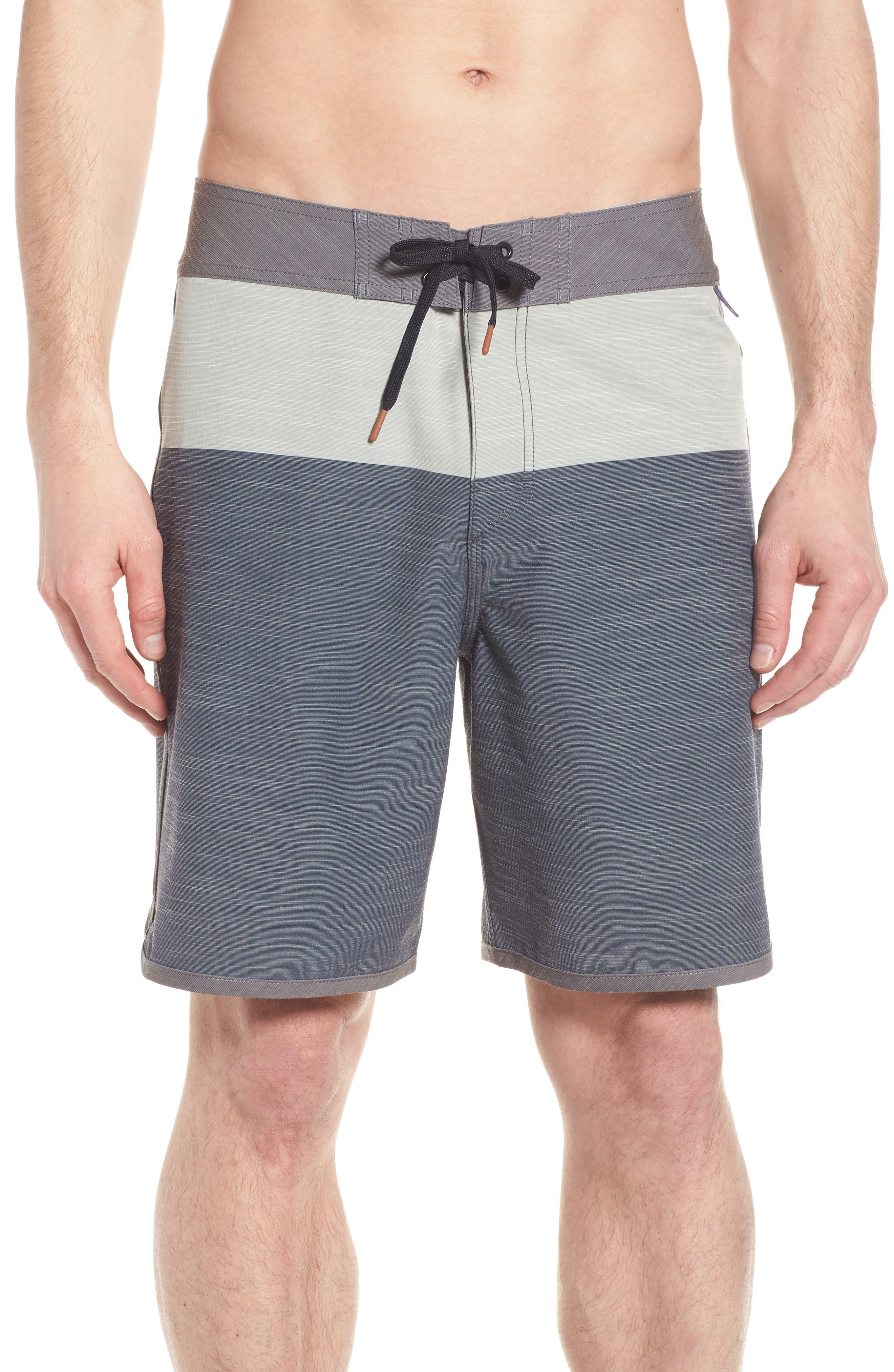 Beachcomber Board Shorts,                             Main thumbnail 1, color,                             CHARCOAL