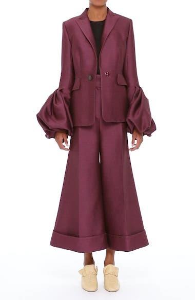 Narika Wool & Silk Jacket, video thumbnail