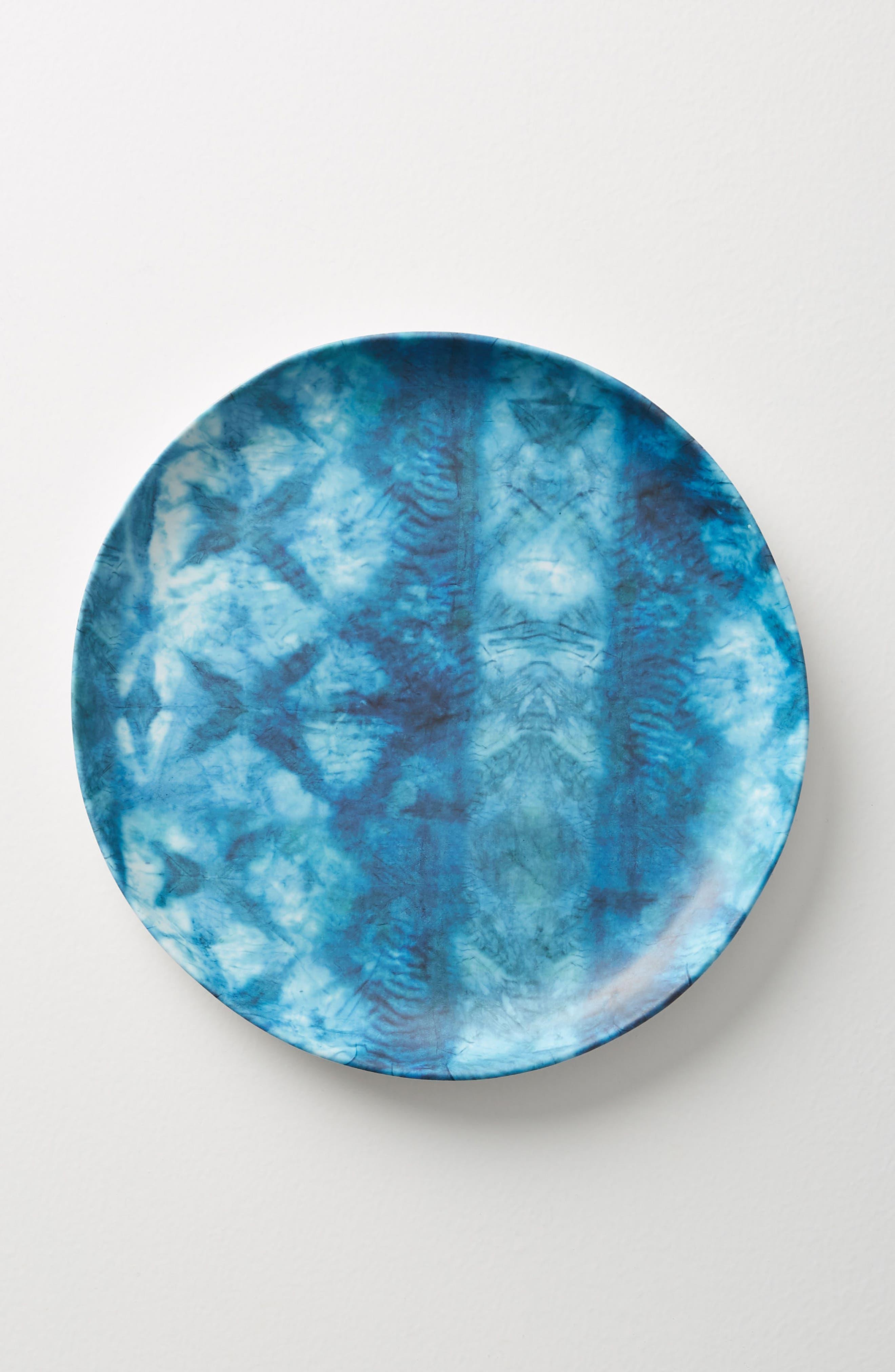 Mesa Melamine Plate,                             Alternate thumbnail 2, color,                             442