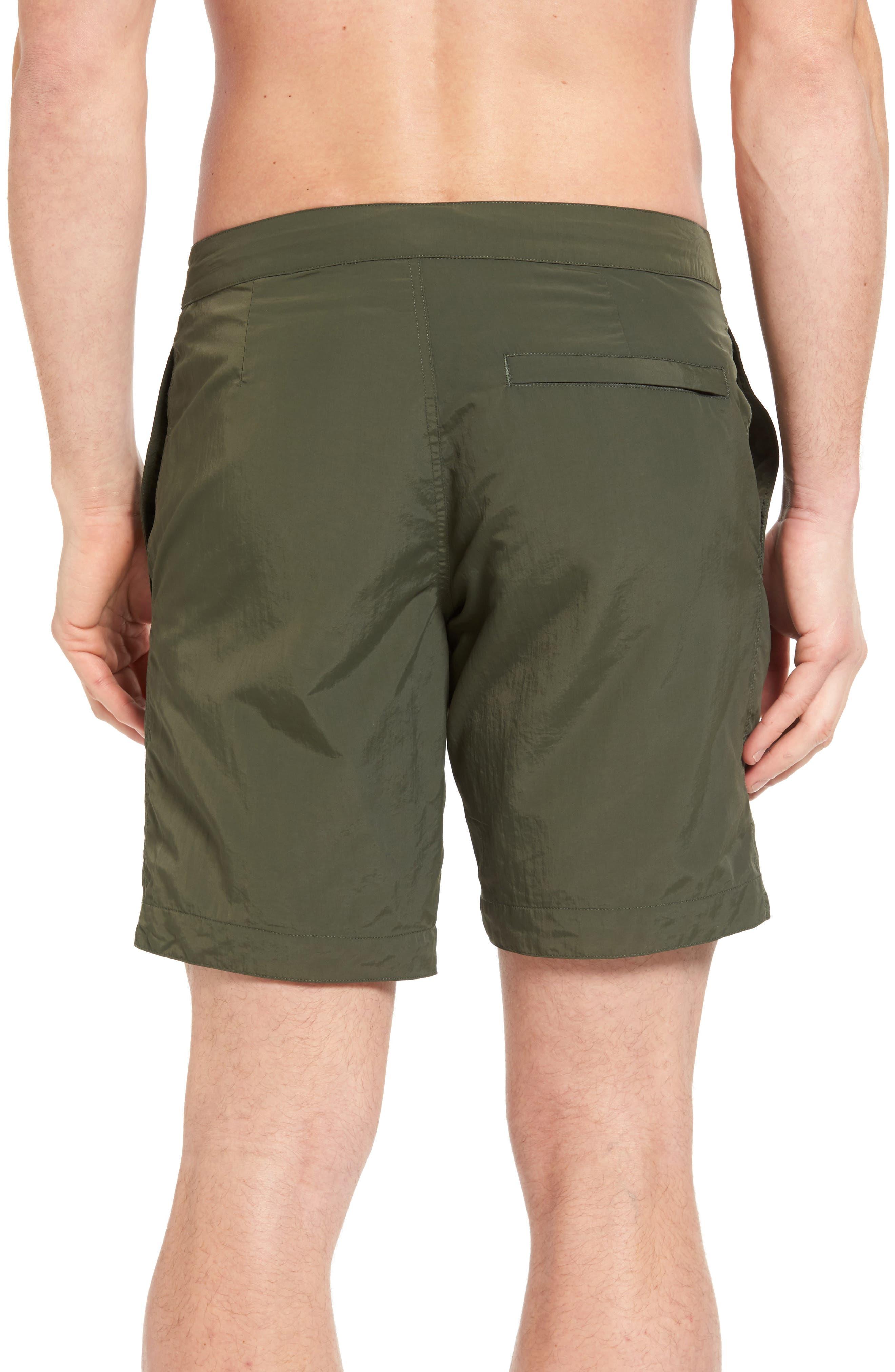 'Aruba - Island' Tailored Fit 8.5 Inch Board Shorts,                             Alternate thumbnail 7, color,