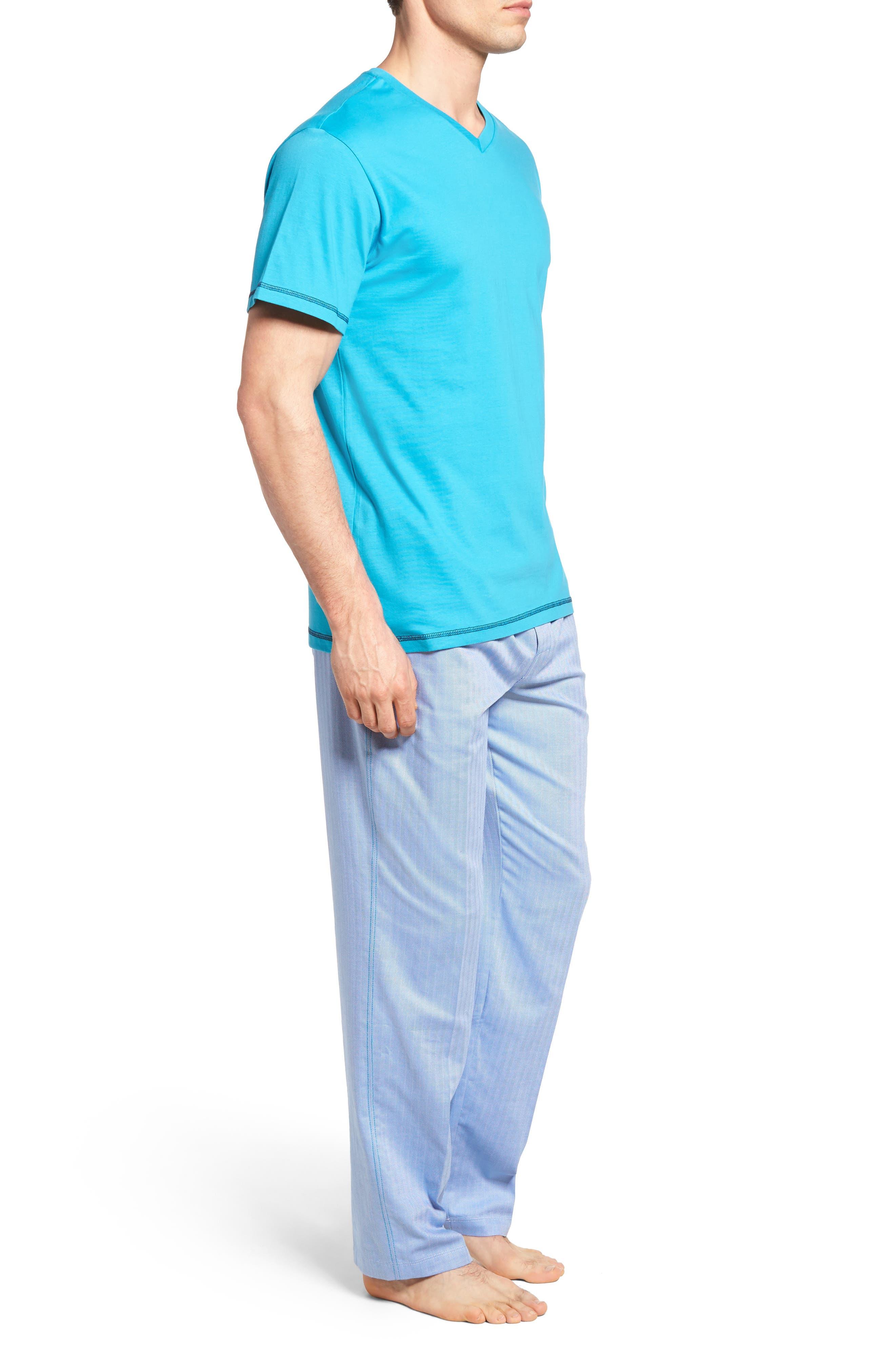Fusion Pajama Set,                             Alternate thumbnail 3, color,                             439