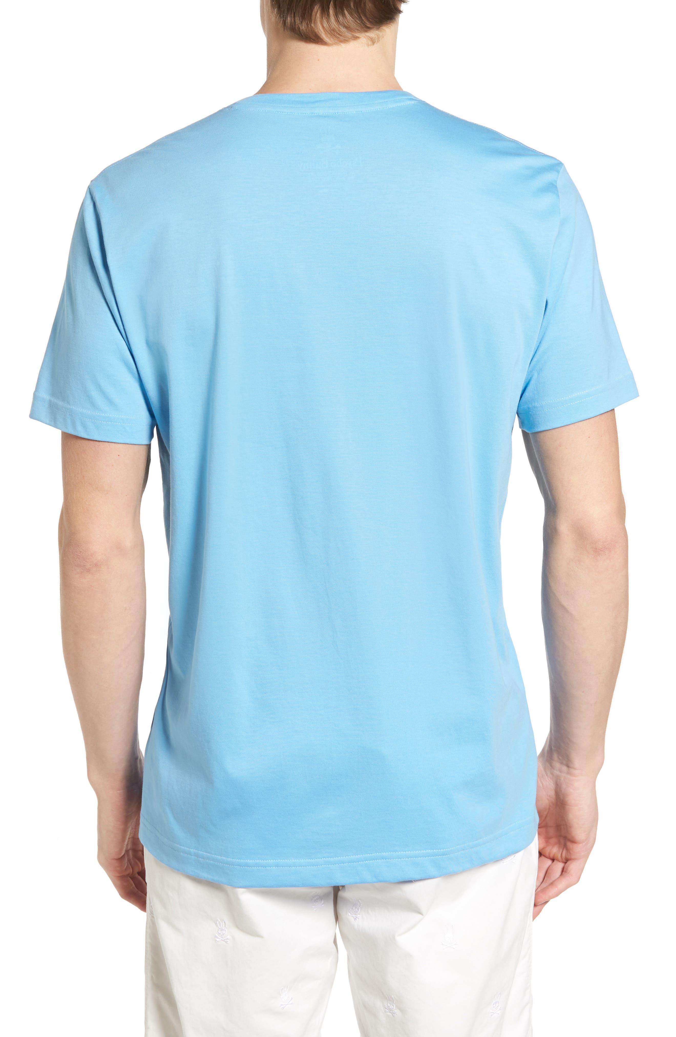 V-Neck T-Shirt,                             Alternate thumbnail 17, color,