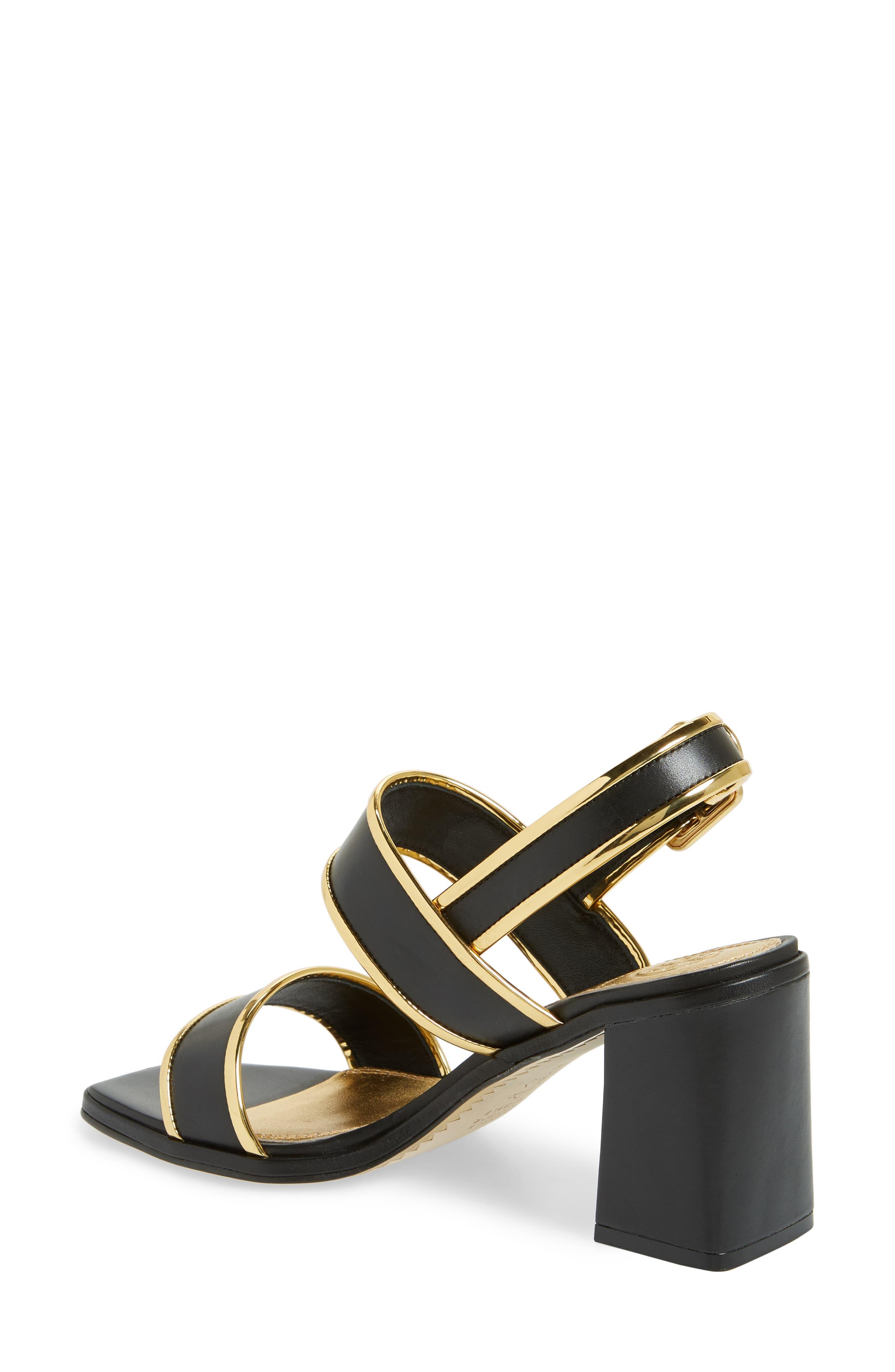 Delaney Double Strap Sandal,                             Alternate thumbnail 7, color,
