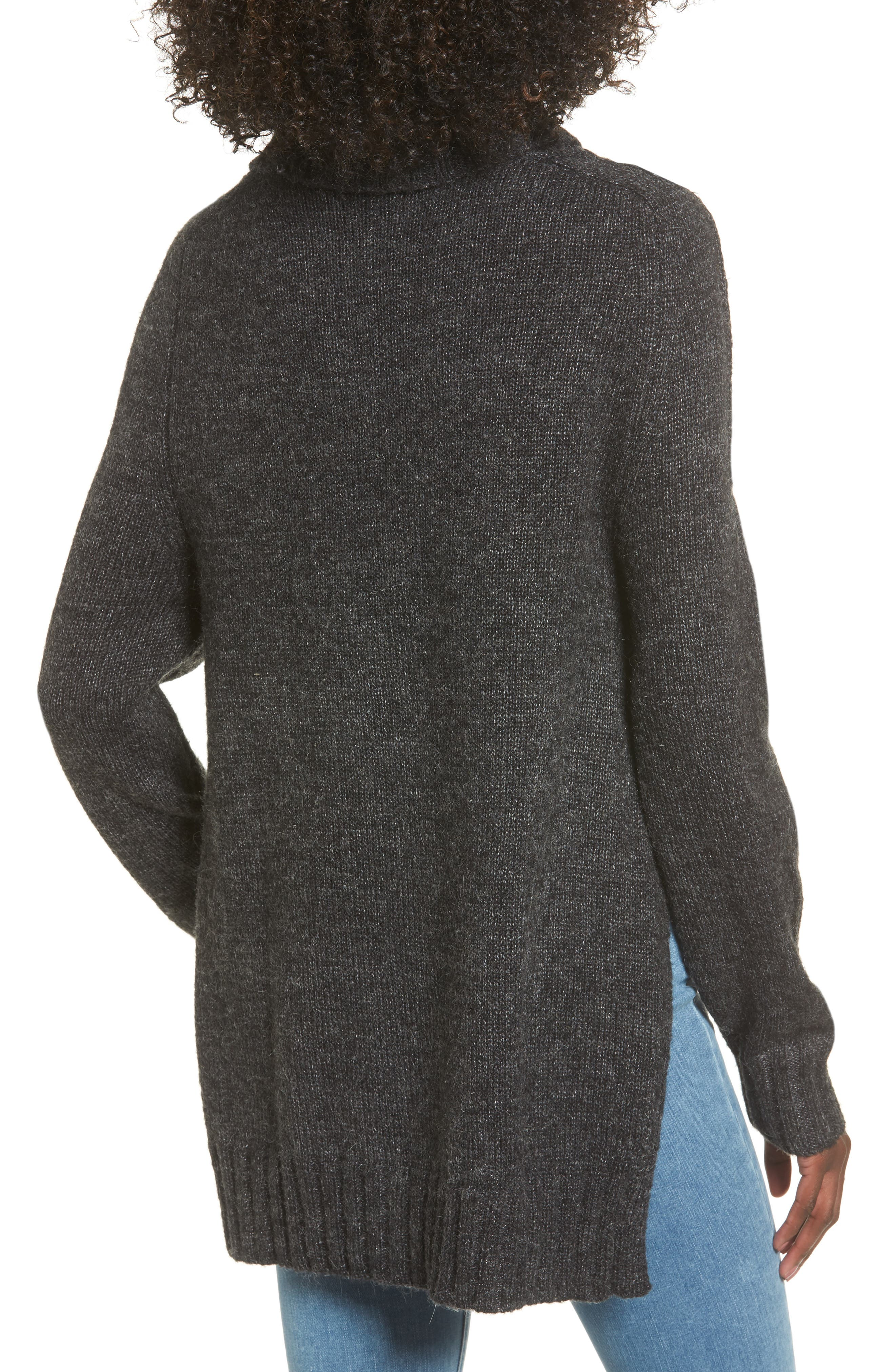 Stacy Turtleneck Sweater,                             Alternate thumbnail 2, color,                             020
