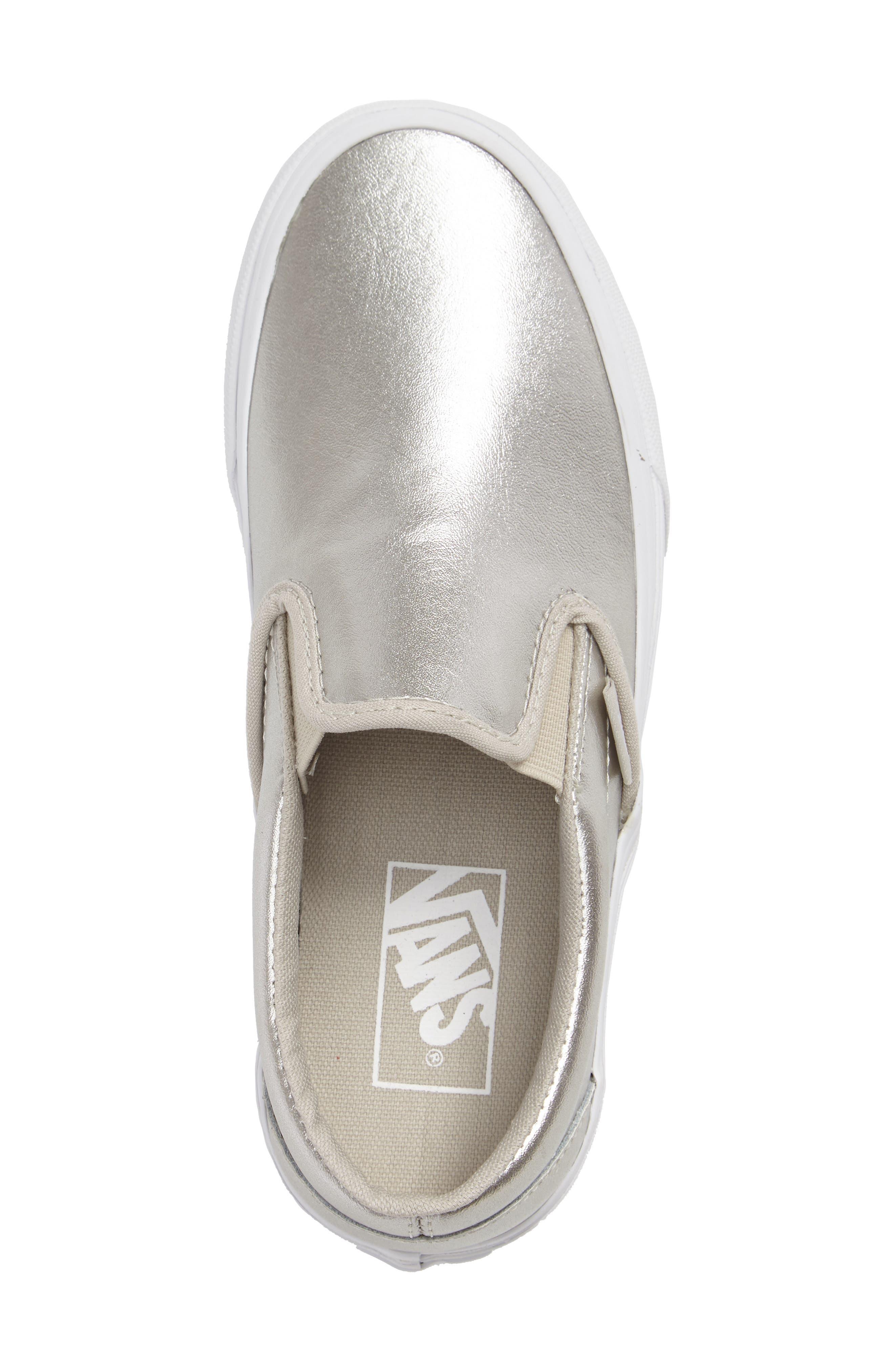 Classic Slip-On Sneaker,                             Alternate thumbnail 233, color,