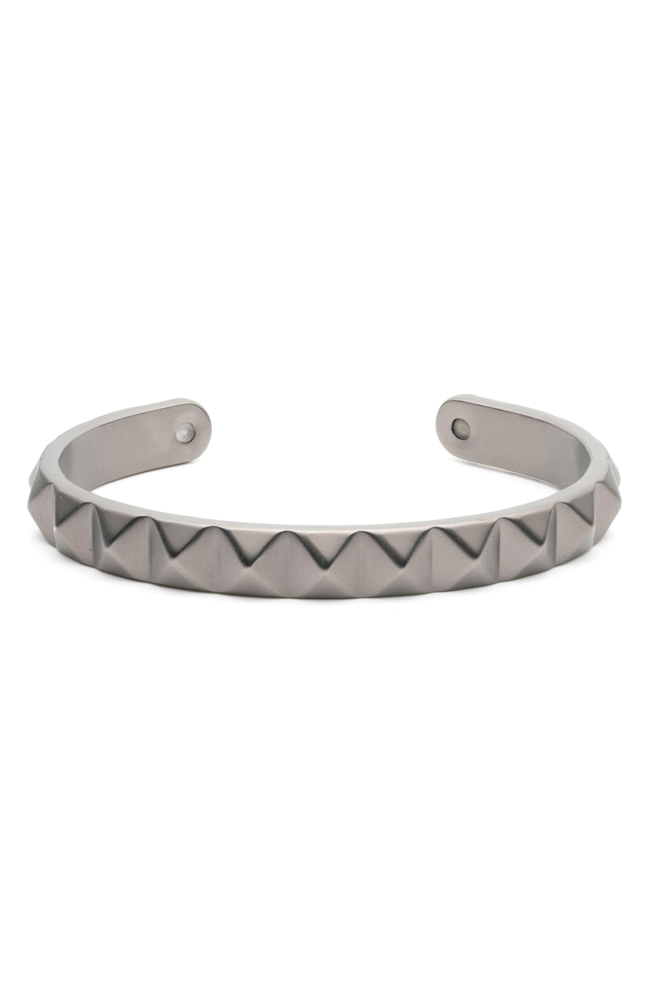 Cuff Bracelet,                             Main thumbnail 1, color,                             001