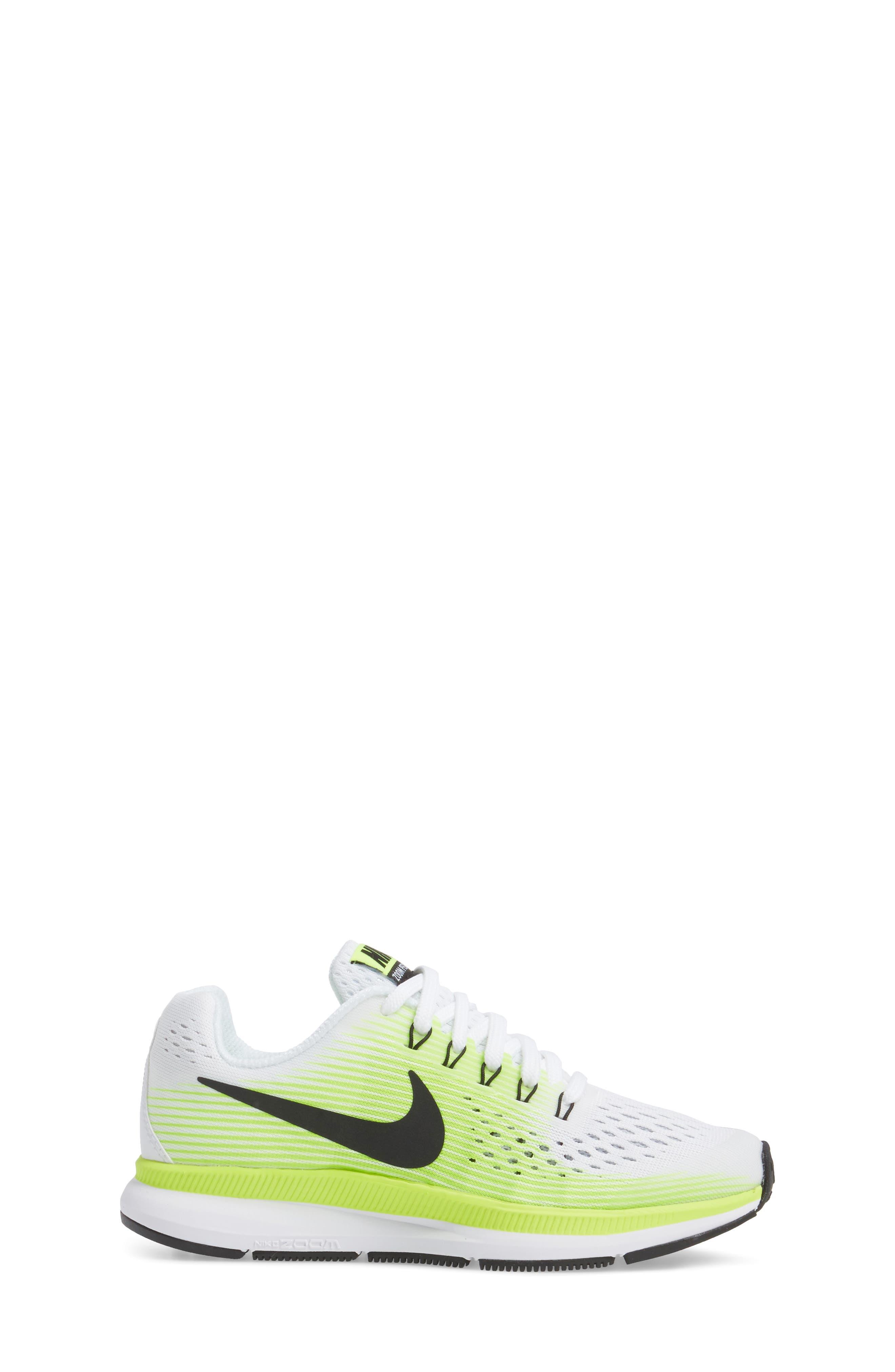 Zoom Pegasus 34 Sneaker,                             Alternate thumbnail 24, color,