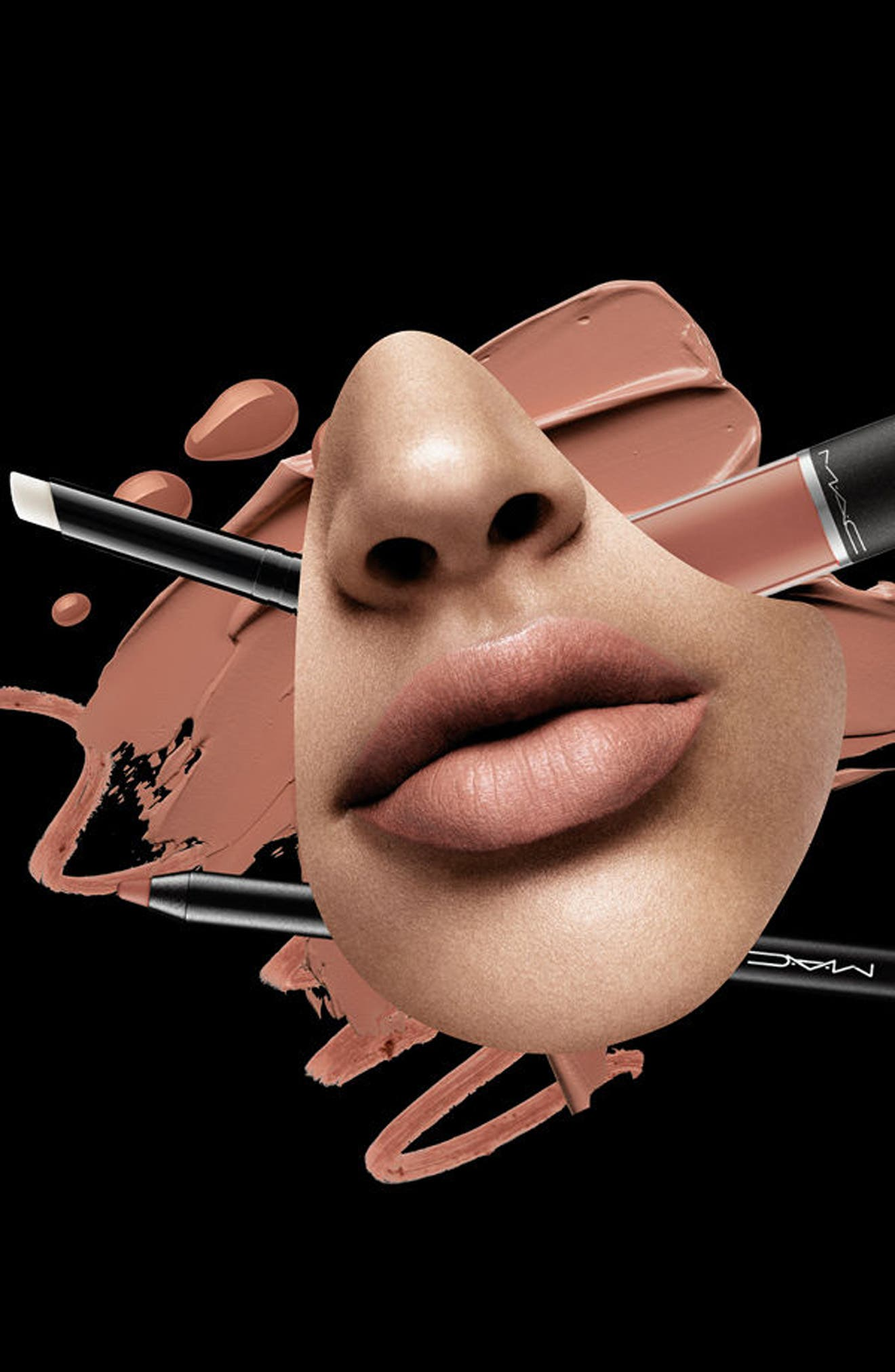 MAC Look in a Box Nice 'n Spicy Lip Kit,                             Alternate thumbnail 6, color,                             600